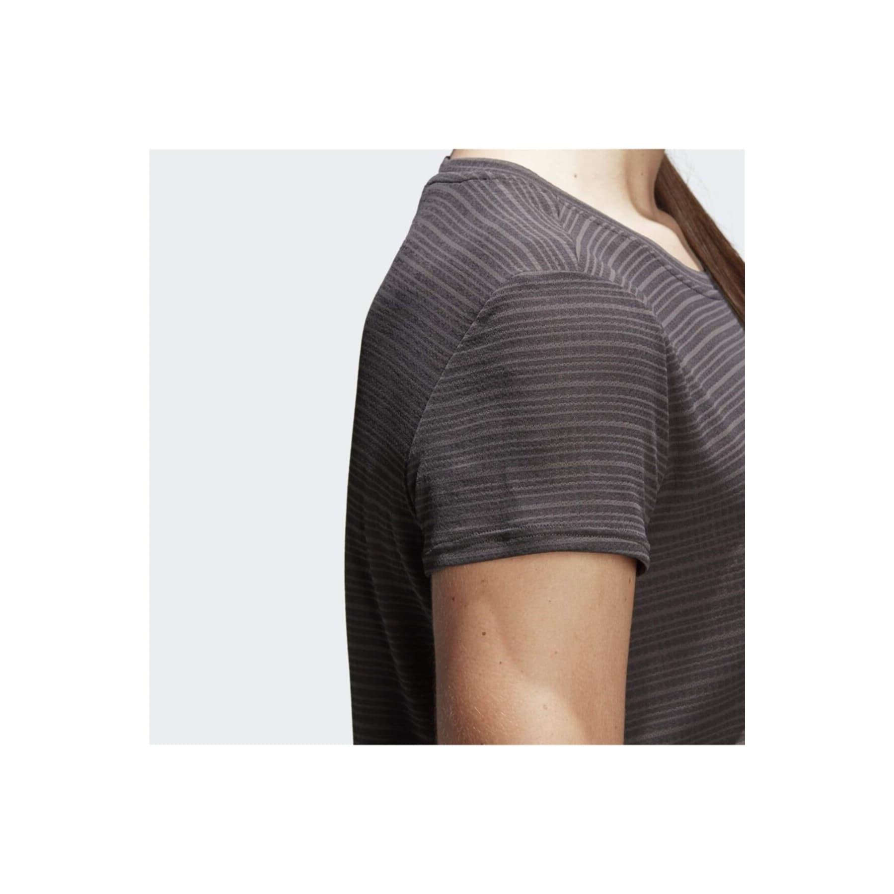 FreeLift Climachill Kadın Siyah Spor Tişört (CV3770)