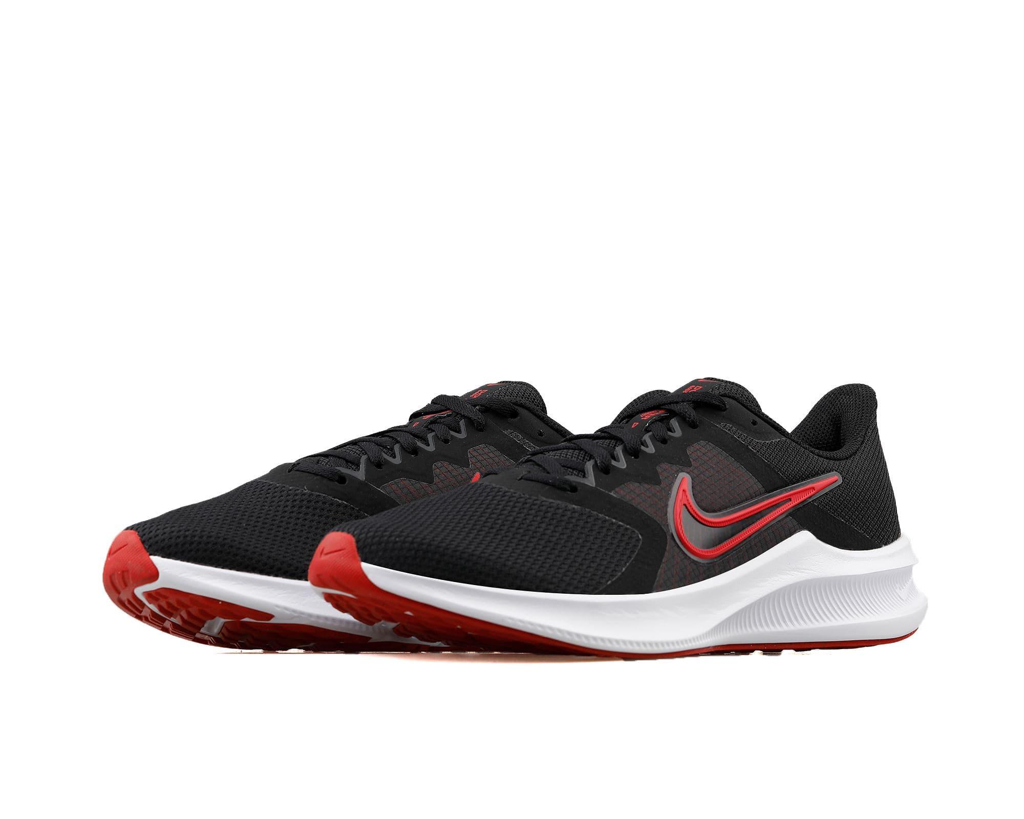 Downshifter 11 Erkek Siyah Koşu Ayakkabısı (CW3411-005)