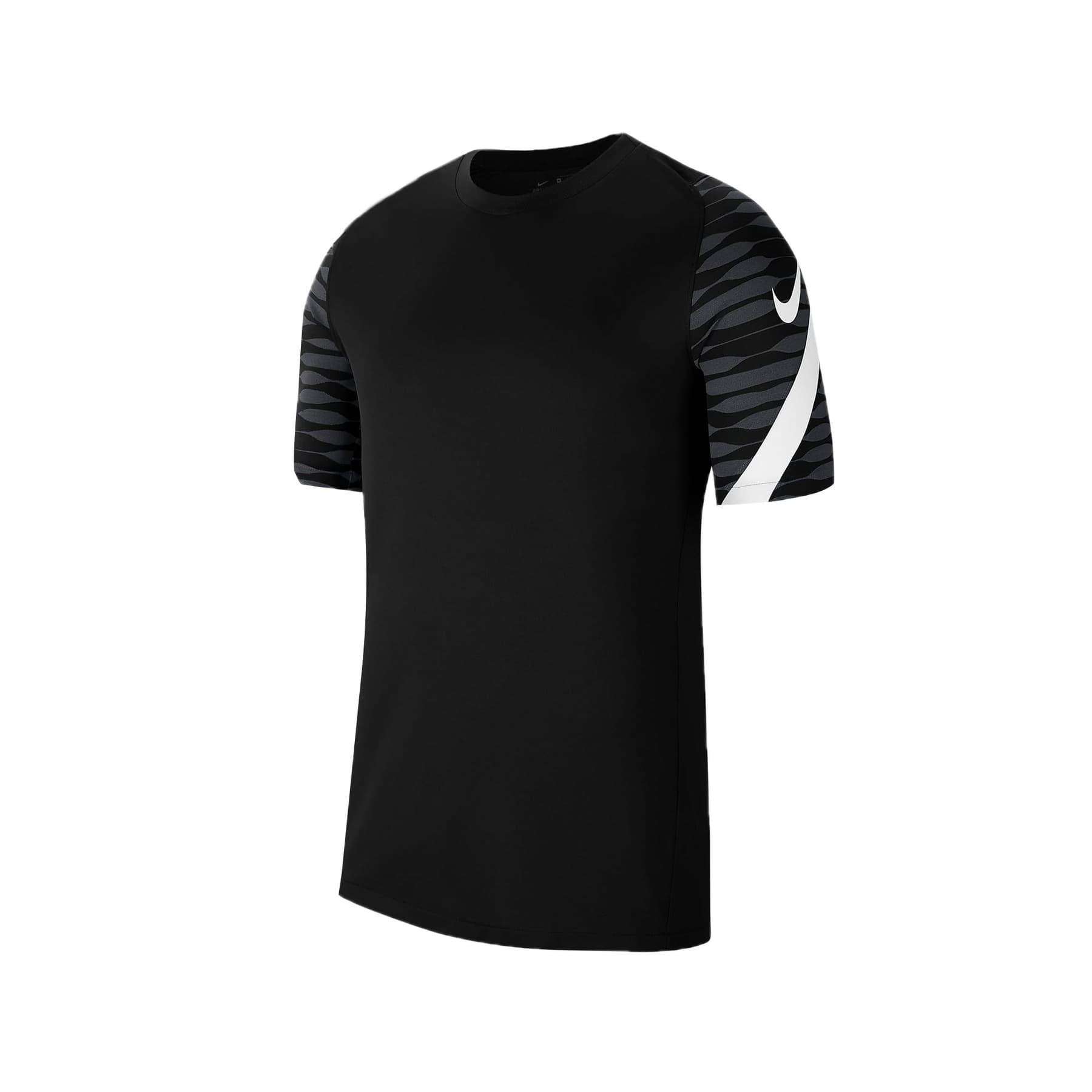 Dri-Fit Strike 21 Erkek Siyah Spor Tişört (CW5843-010)