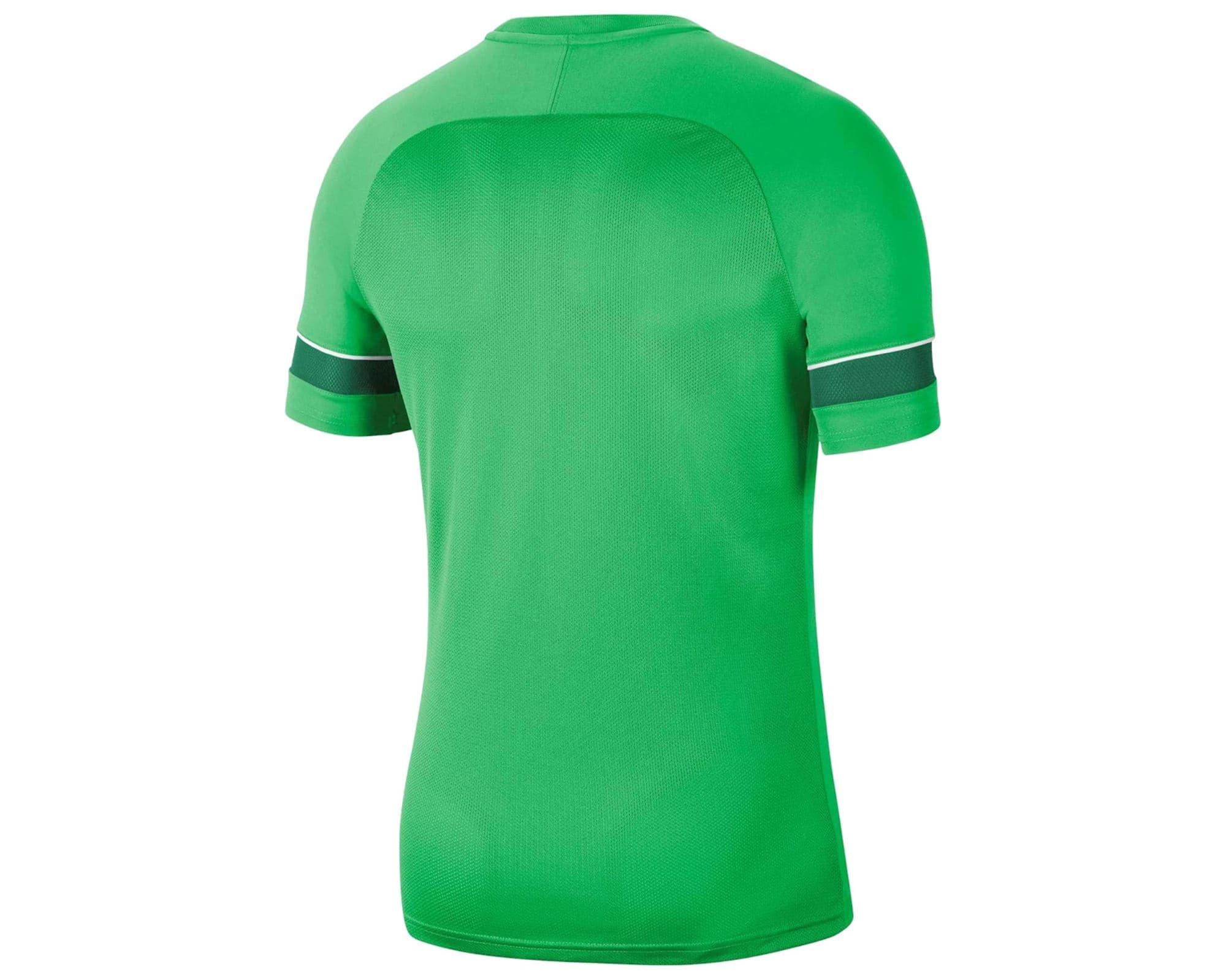 Academy 21 Erkek Yeşil Futbol Tişört (CW6101-362)