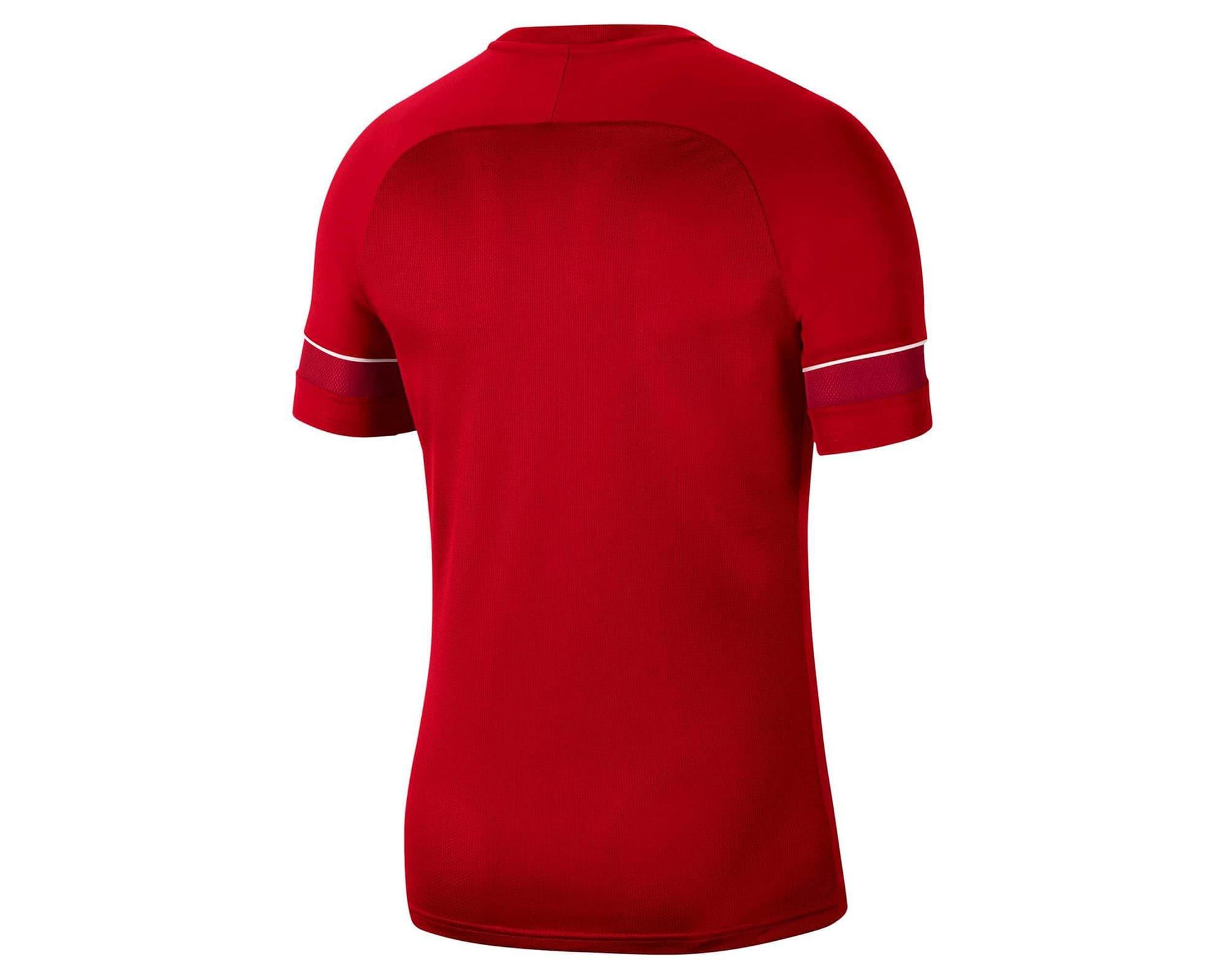 Academy 21 Erkek Kırmızı Futbol Tişört (CW6101-657)