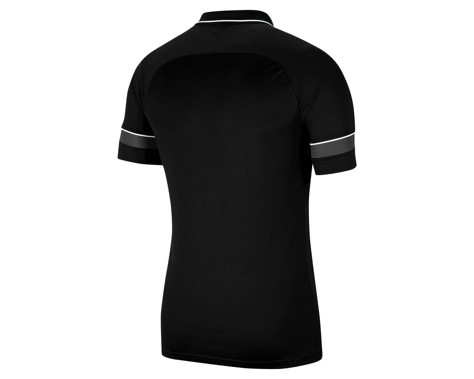Academy 21 Erkek Siyah Polo Tişört (CW6104-014)