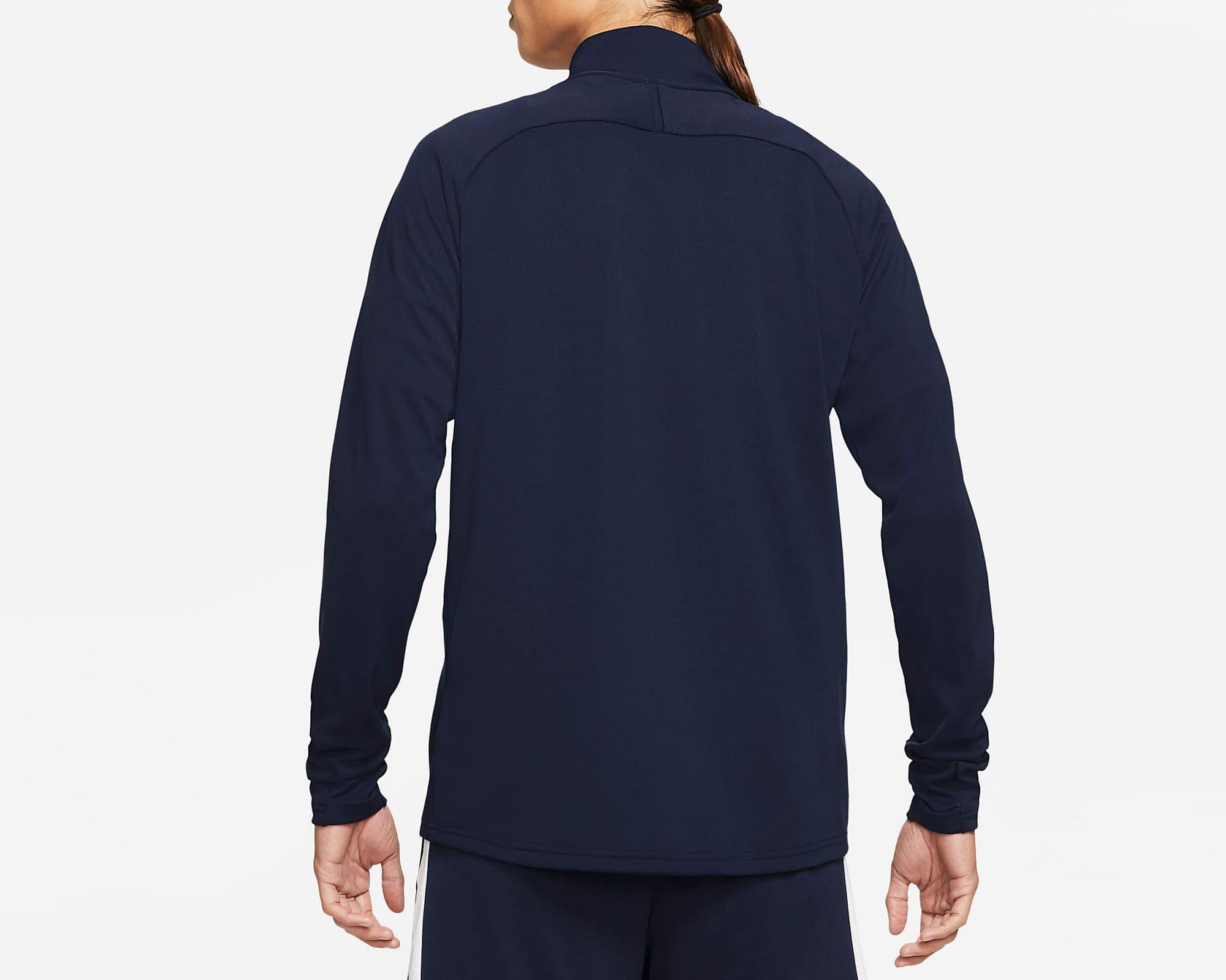 Academy 21 Erkek Mavi Uzun Kollu Tişört (CW6110-451)