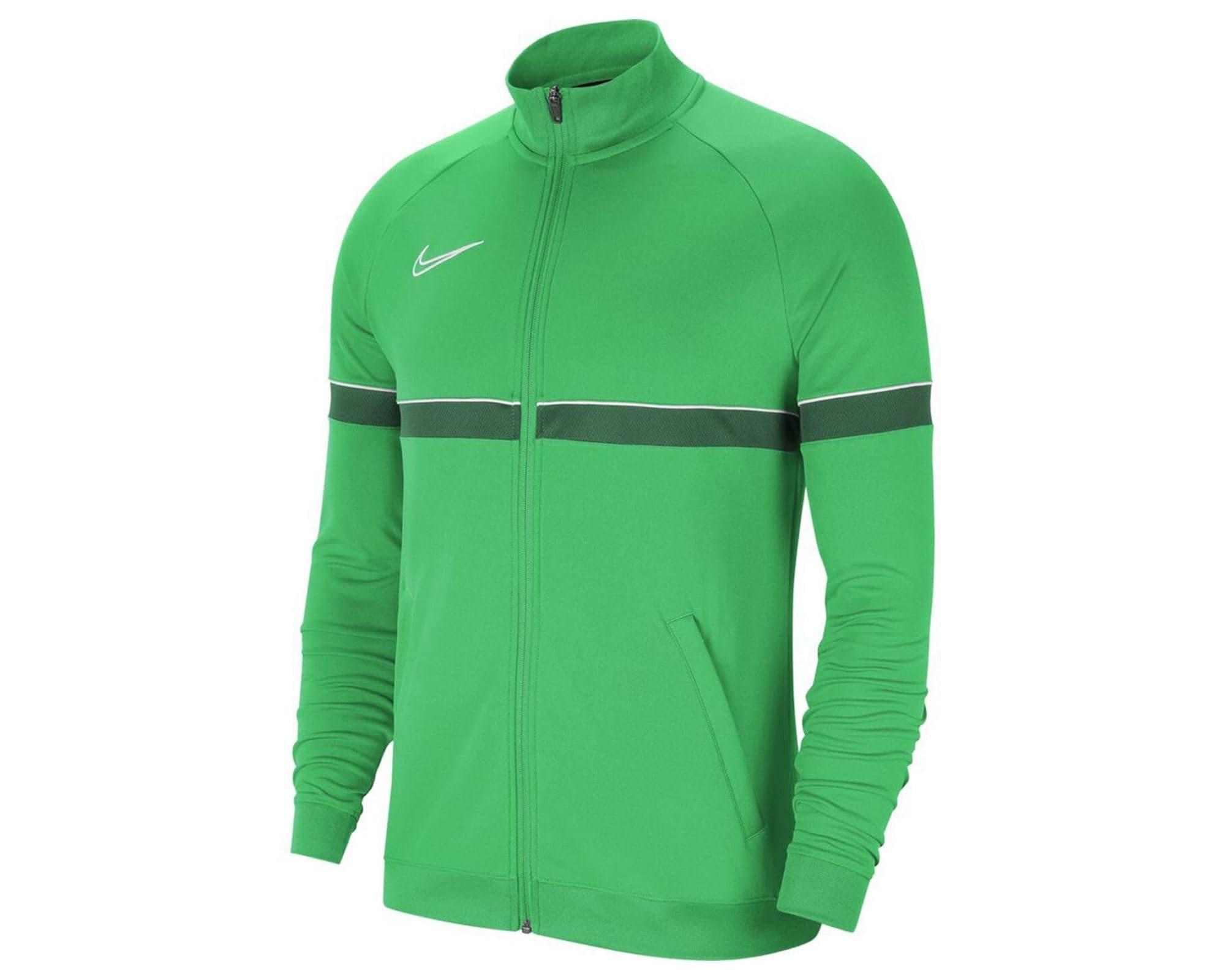 Academy 21 Erkek Yeşil Futbol Ceket (CW6113-362)