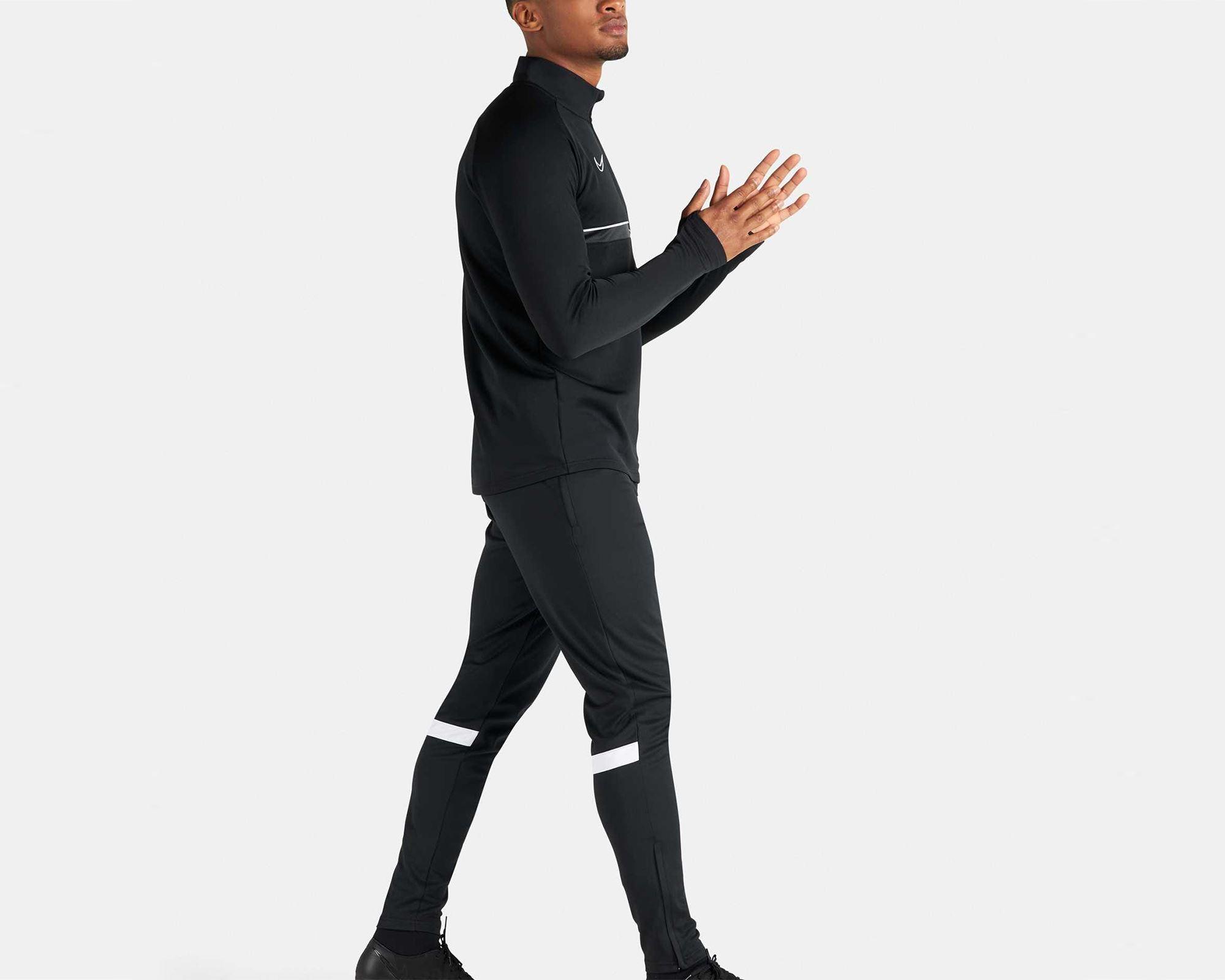 Dri-Fit Academy Soccer Erkek Siyah Eşofman Altı (CW6122-010)