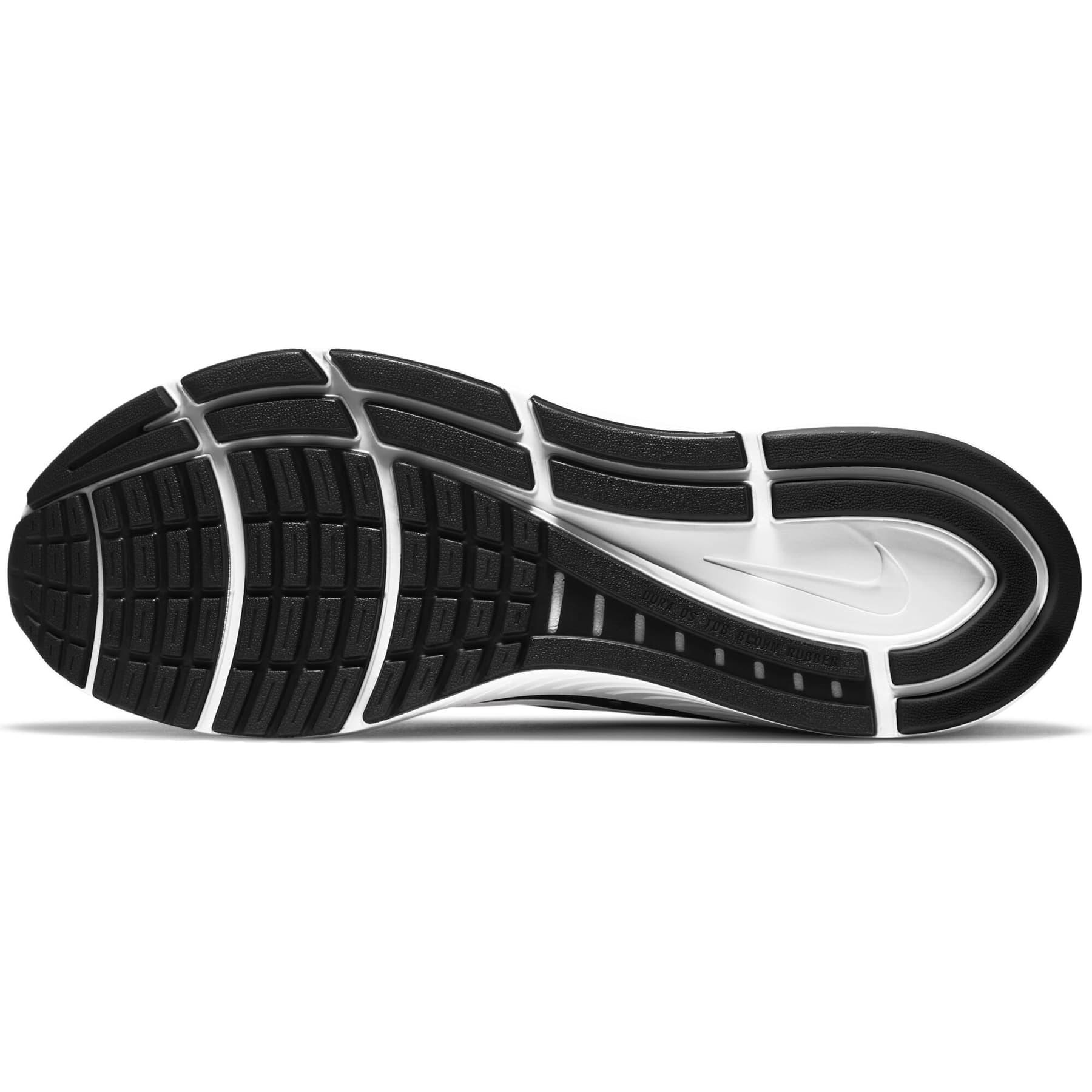 Air Zoom Structure 23 Erkek Siyah Koşu Ayakkabısı (CZ6720-001)