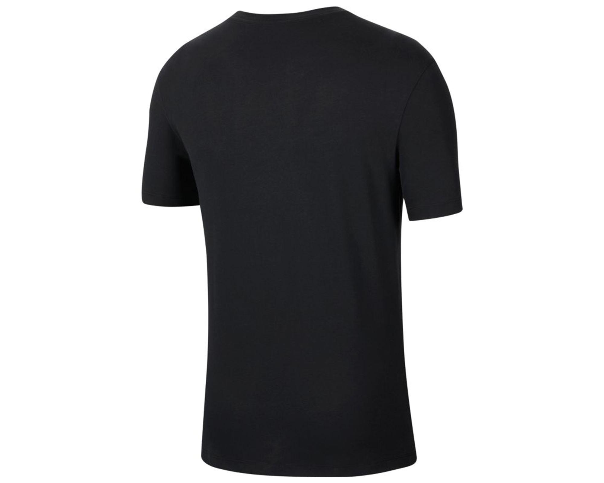 Dri-Fit Erkek Siyah Antrenman Tişörtü (CZ7989-010)