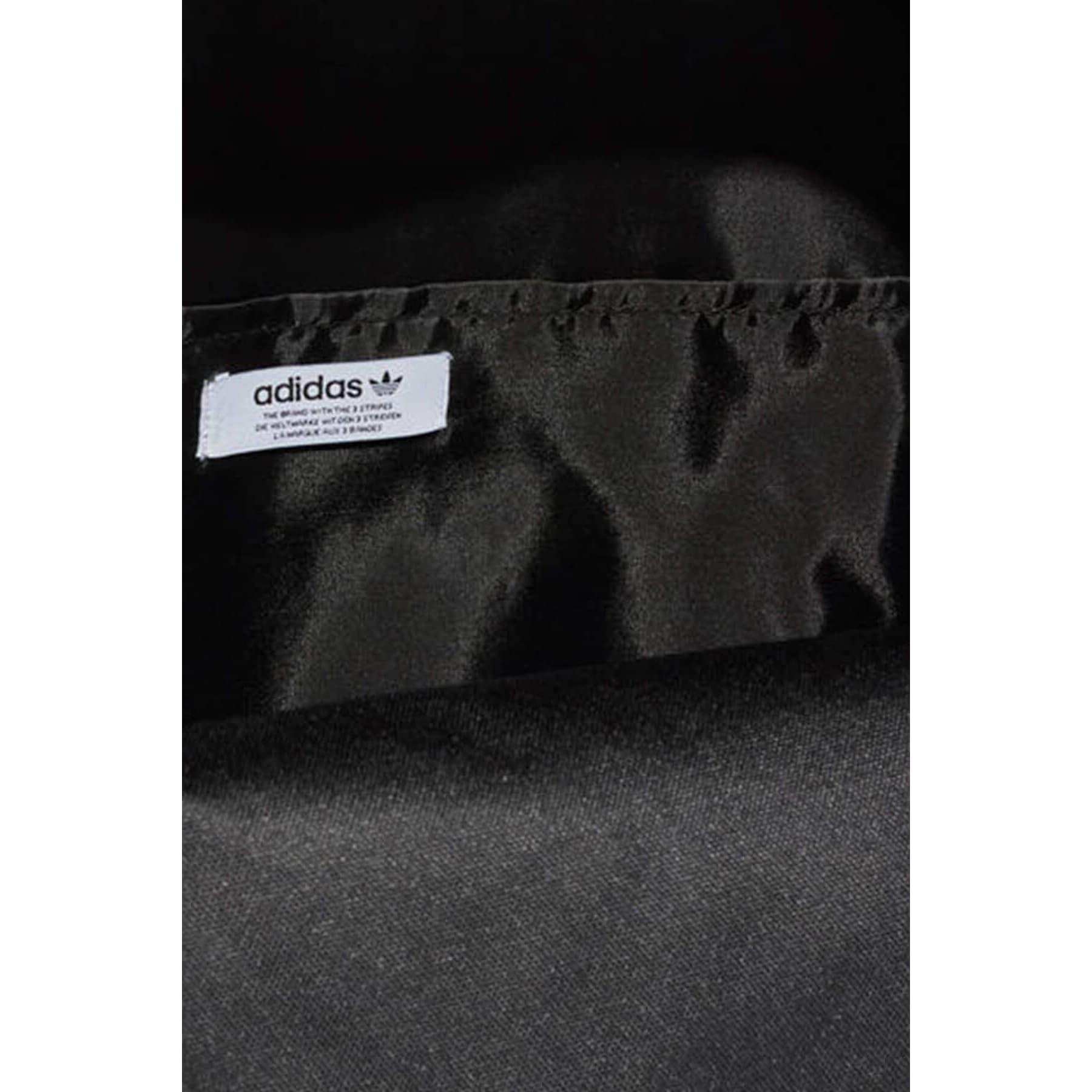 Classic Trefoil Siyah Unisex Sırt Çantası