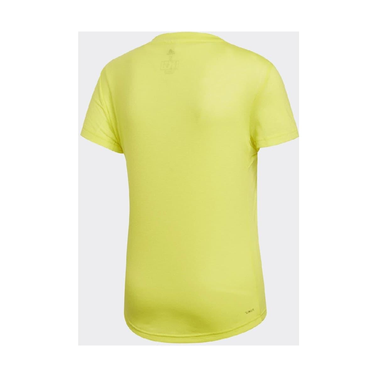 FreeLift Prime Kadın Sarı Tişört (DM7772)
