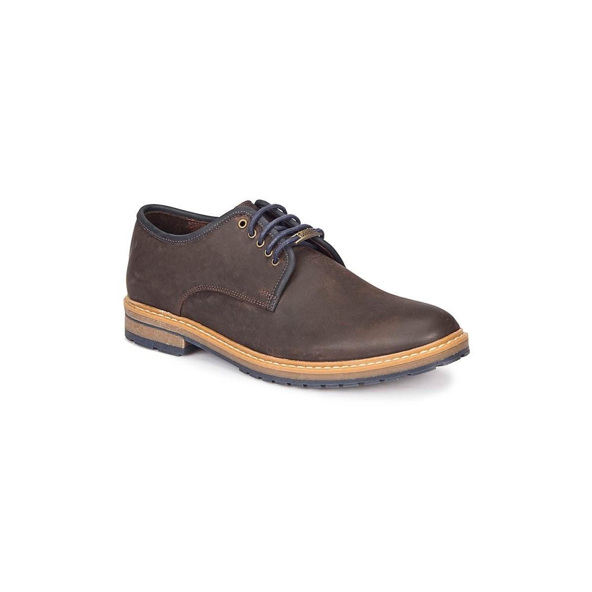 7F 217203 Erkek Kahverengi Günlük Ayakkabı
