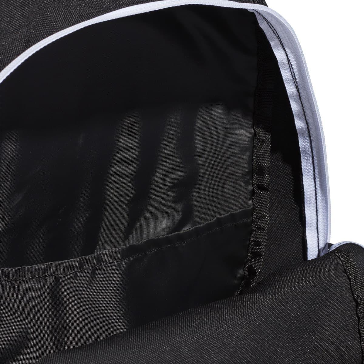 Classic 3 Bantlı Siyah Sırt Çantası