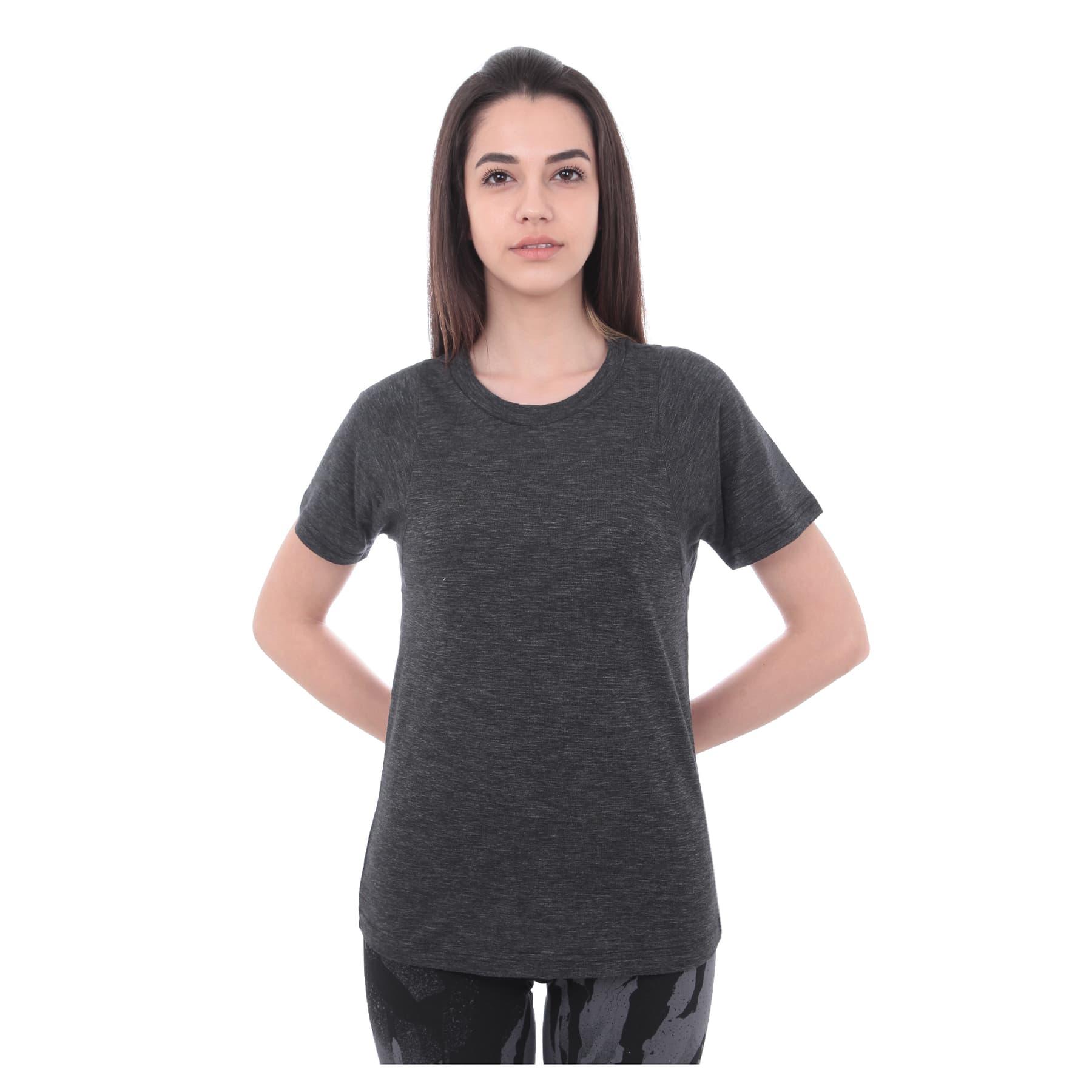 adidas ID Winners Kadın Siyah Spor Tişört (DT9347)
