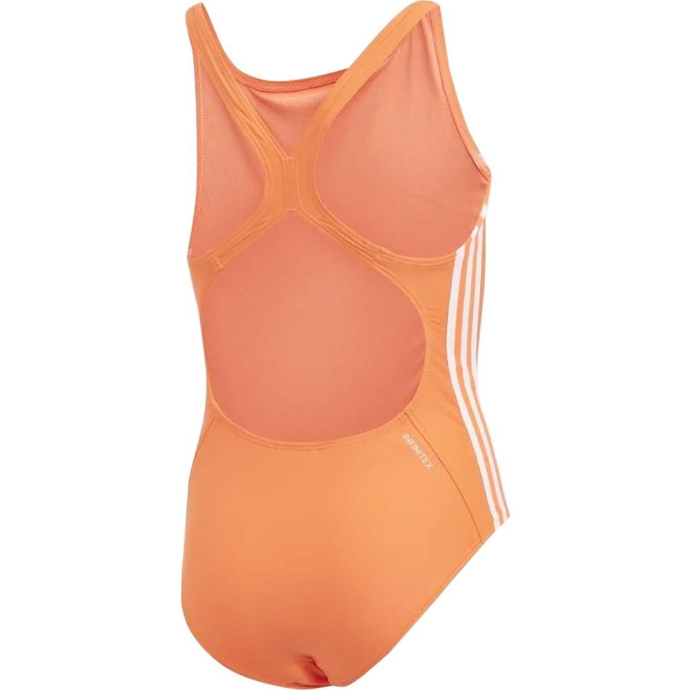 Fit Suit Çocuk Turuncu Yüzücü Mayosu (DY5925)