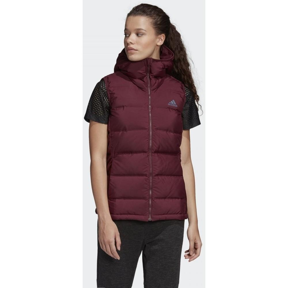 adidas Helionic Vest Kadın Kırmızı Yelek
