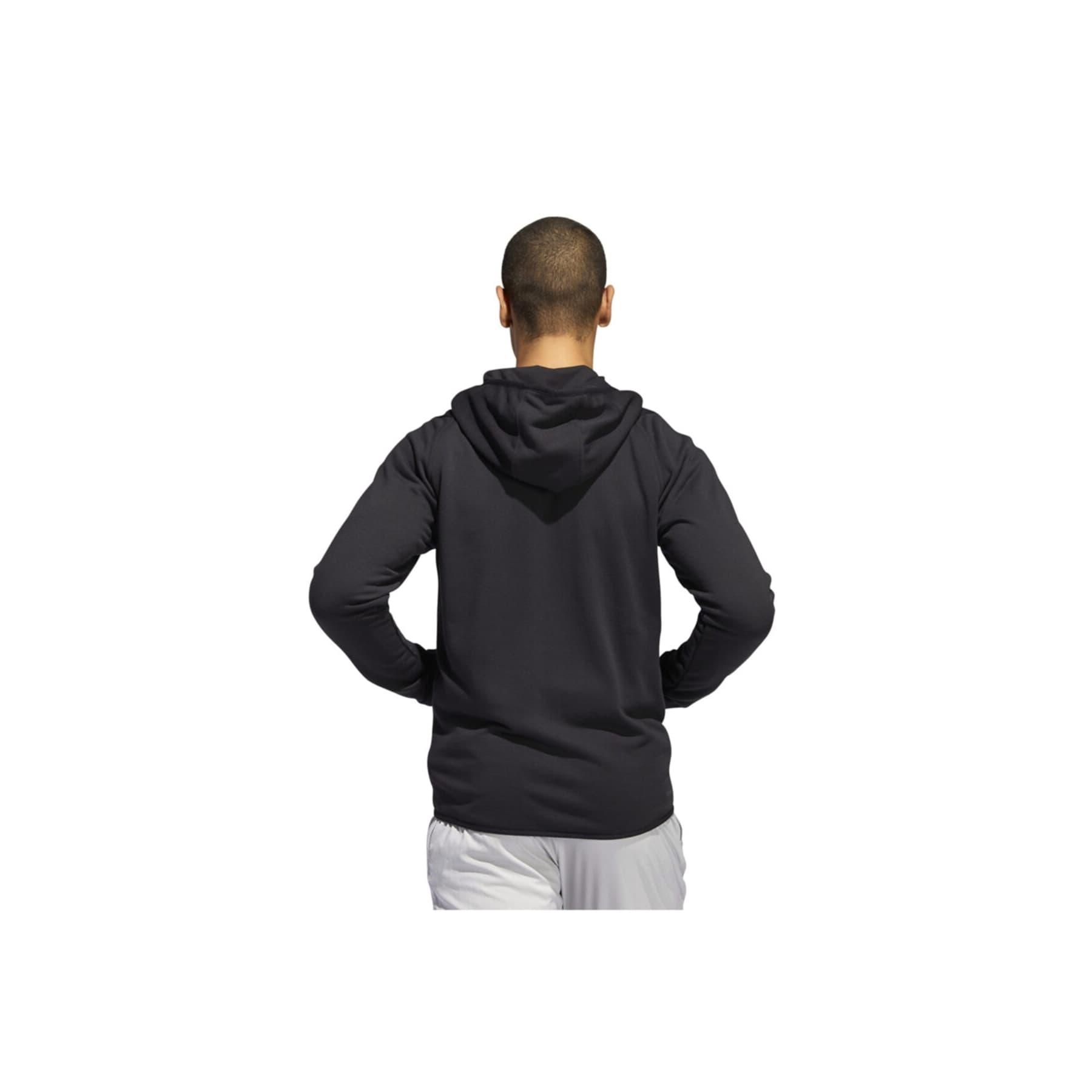 FreeLift Prime Kapüşonlu Erkek Siyah Sweatshirt