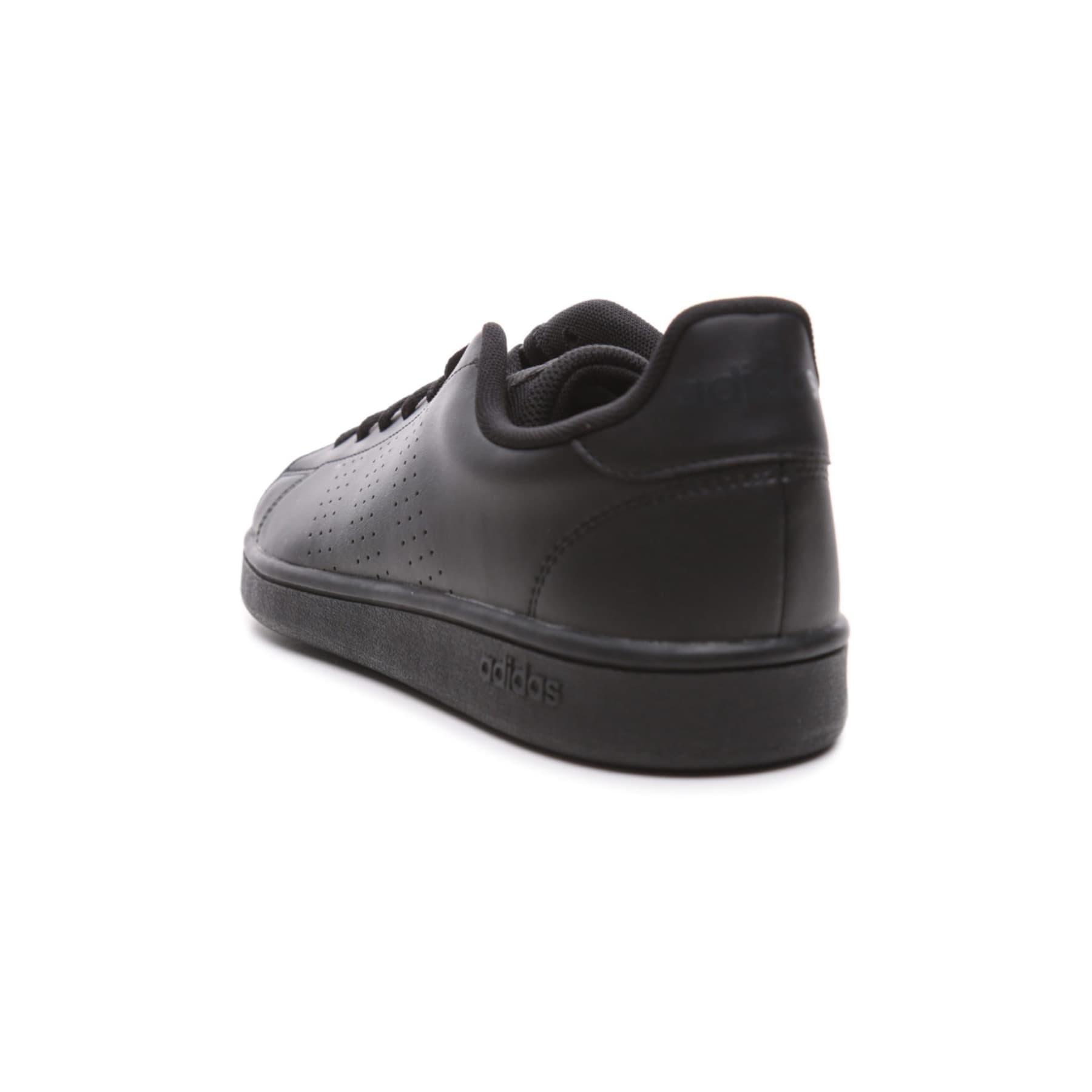 Advantage Base Erkek Siyah Spor Ayakkabı