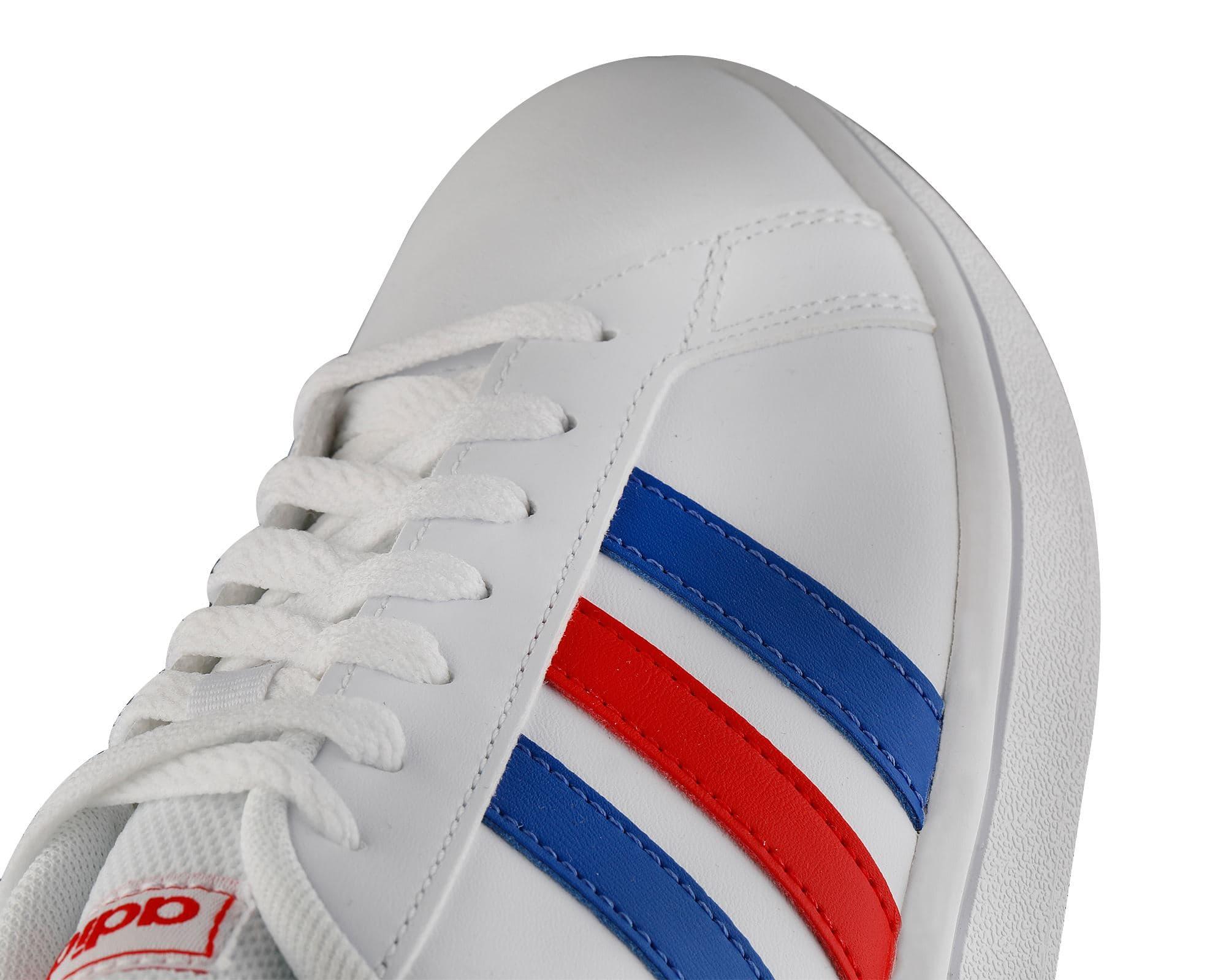 Grand Court Base Erkek Beyaz Spor Ayakkabı (EE7901)