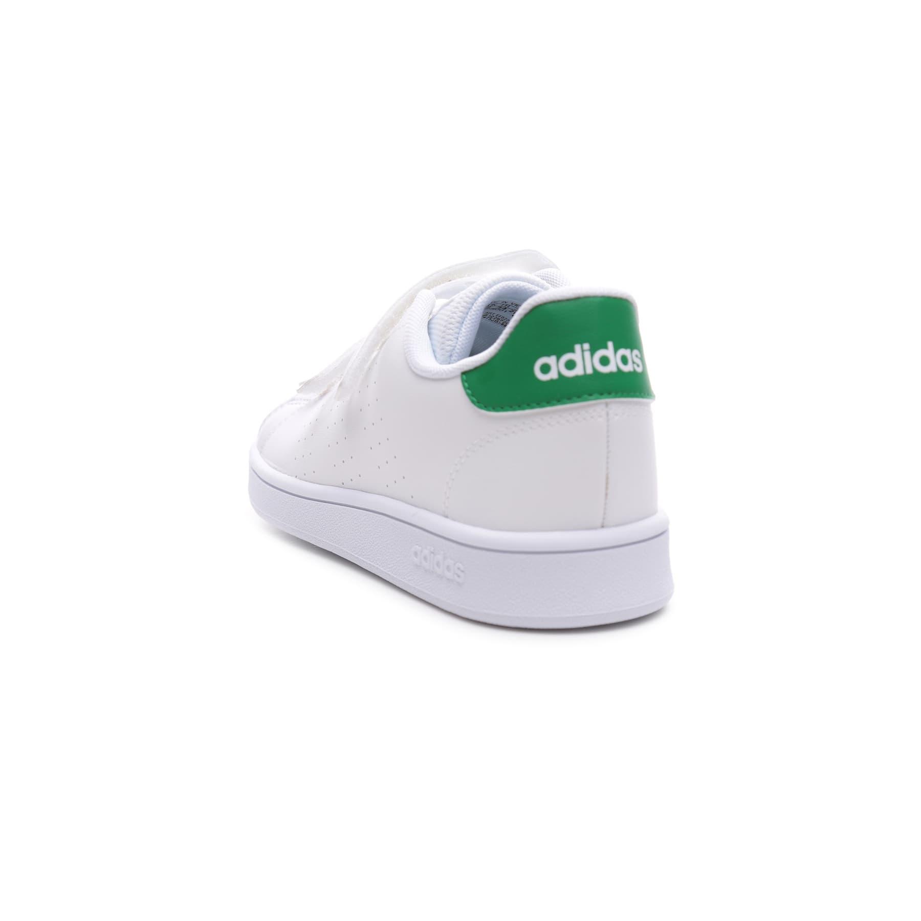 Advantage Beyaz Çocuk Spor Ayakkabı