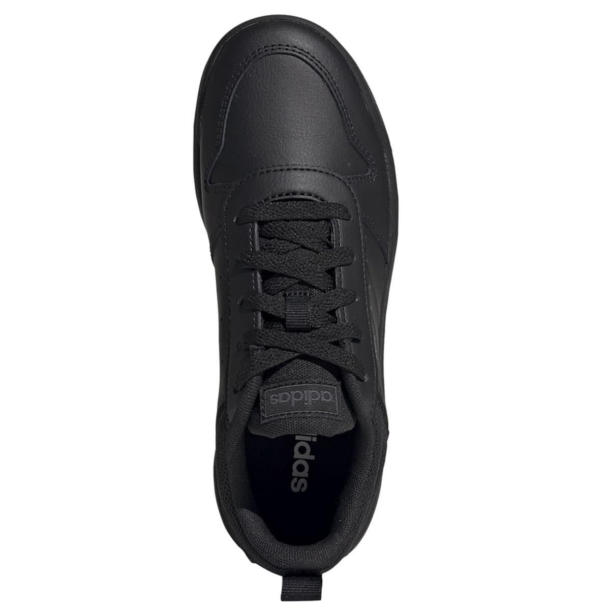 adidas Tensaur Kadın Siyah Spor Ayakkabı (EF1086)
