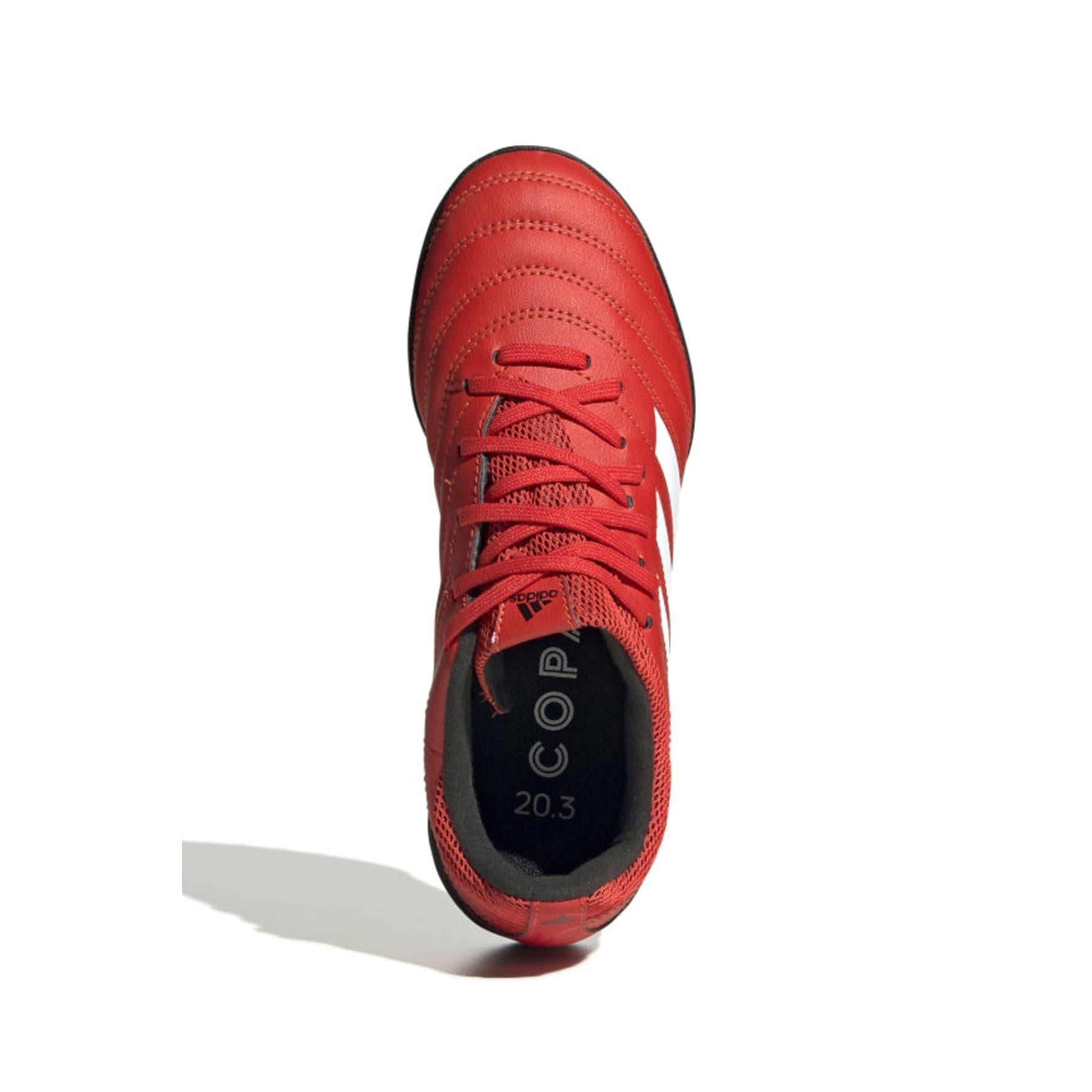 Copa 20.3 Çocuk Kırmızı Halı Saha Kramponu