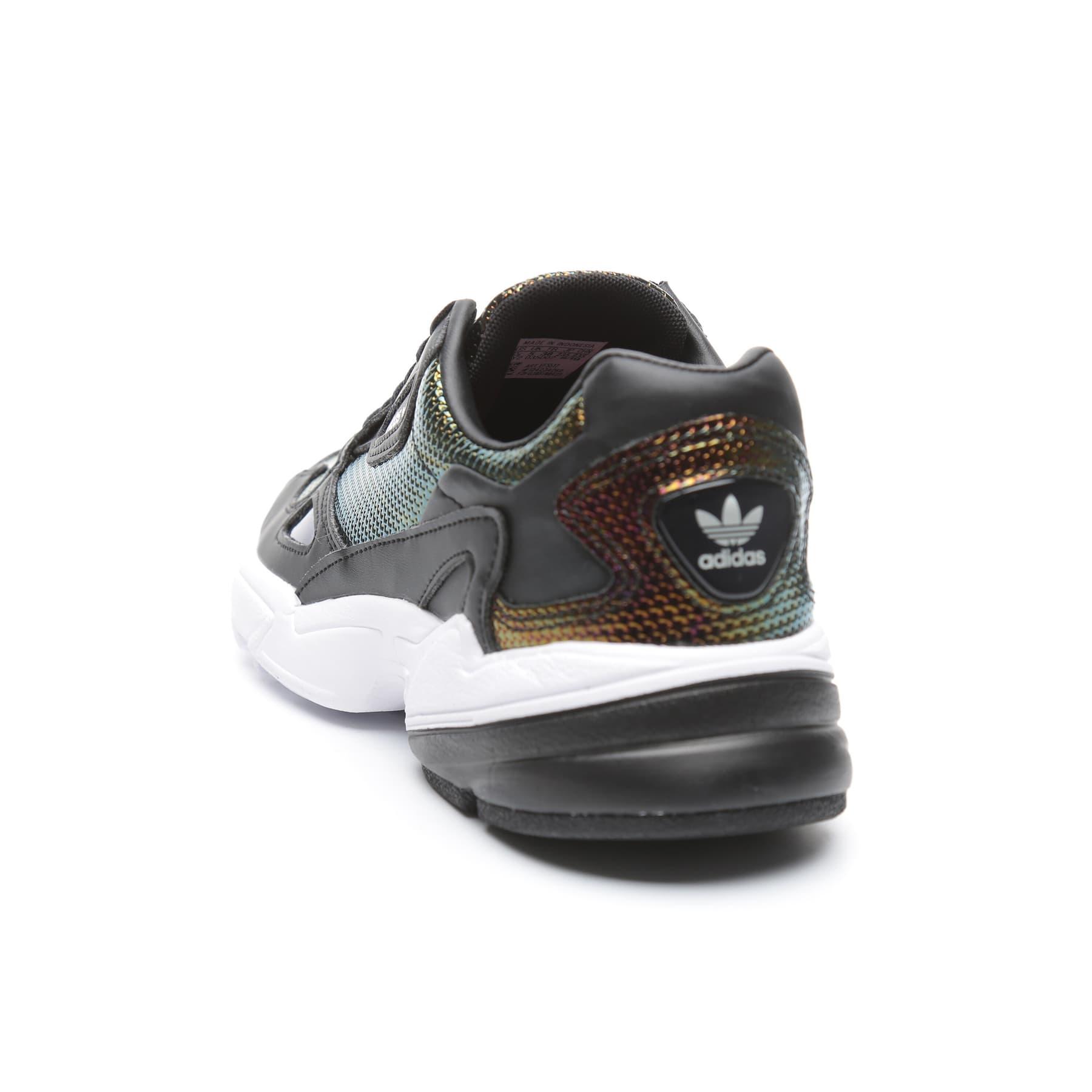 adidas Falcon Kadın Siyah Günlük Spor Ayakkabı