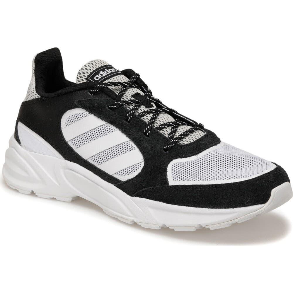 90s Valasion Erkek Siyah Koşu Ayakkabısı