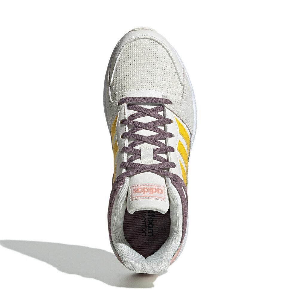 Crazychaos Kadın Beyaz Koşu Ayakkabısı