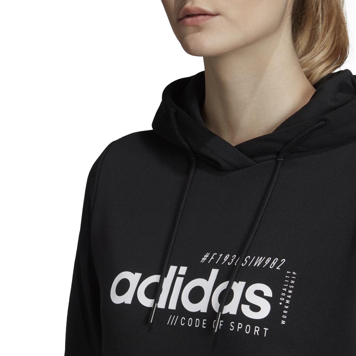 Brilliant Basics Kapüşonlu Siyah Sweatshirt