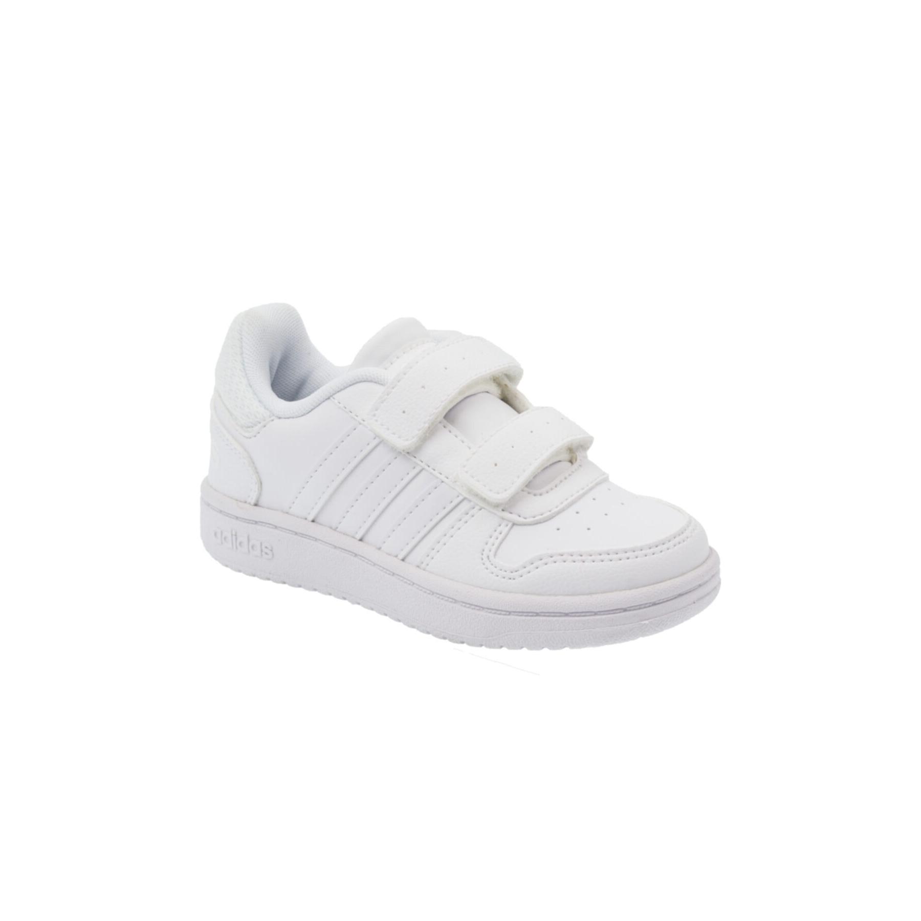 Hoops 2.0 Çocuk Beyaz Spor Ayakkabı