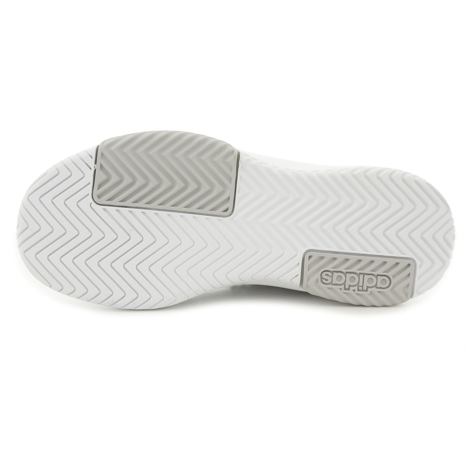 Courtsmash Kadın Beyaz Tenis Ayakkabısı