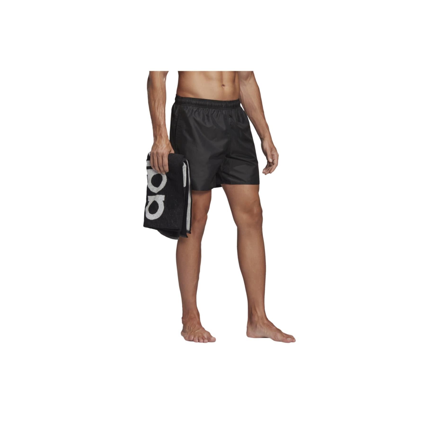 CLX Solid Erkek Siyah Şort Mayo (FJ3379)