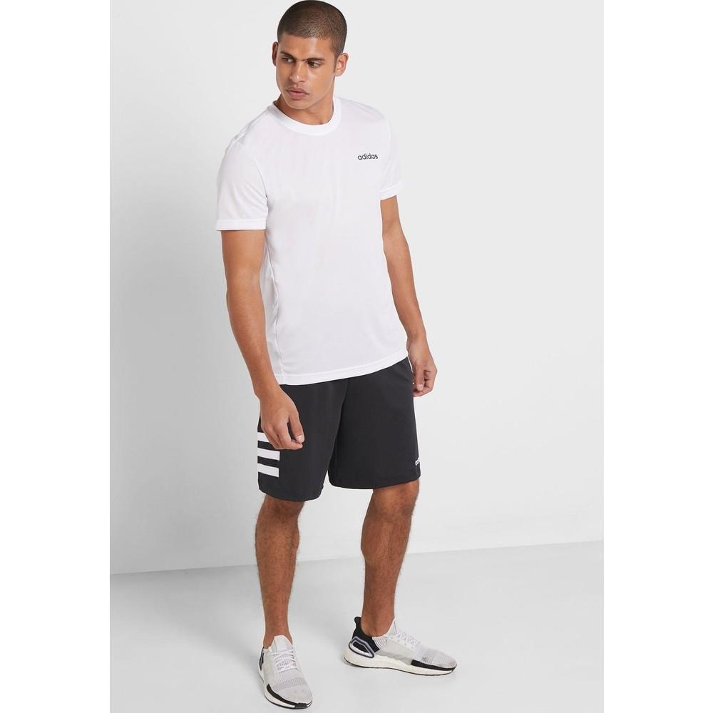 Designed 2 Move Plain Erkek Beyaz Tişört