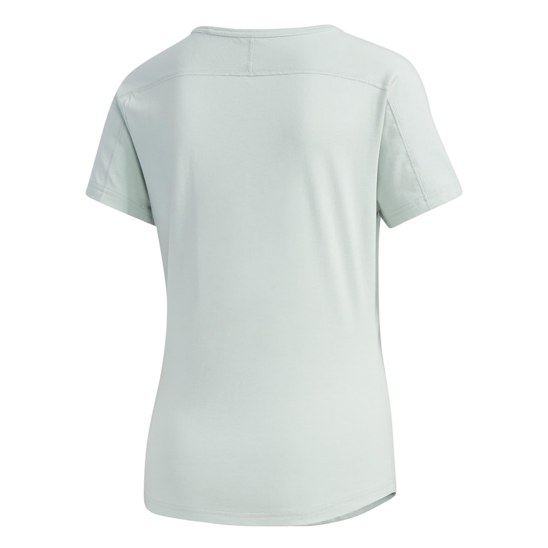 Brilliant Basics Kadın Yeşil Spor Tişört (FM6201)