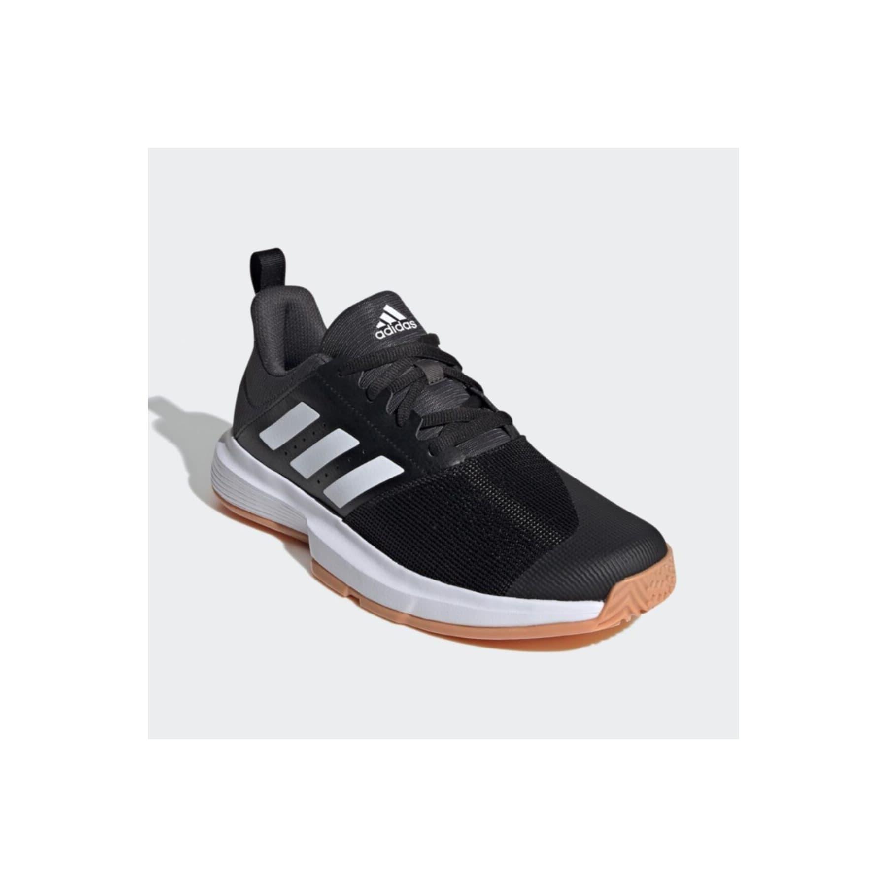 adidas Essence Unisex Siyah Salon Ayakkabısı