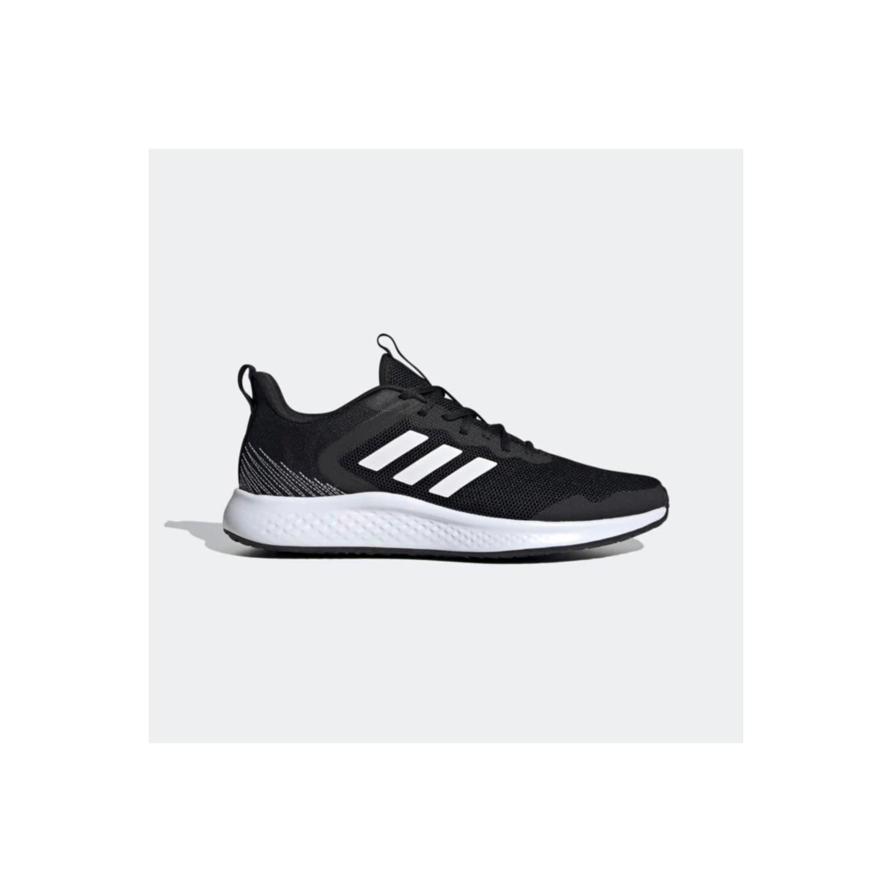 Fluidstreet Erkek Siyah Koşu Ayakkabısı (FW1703)