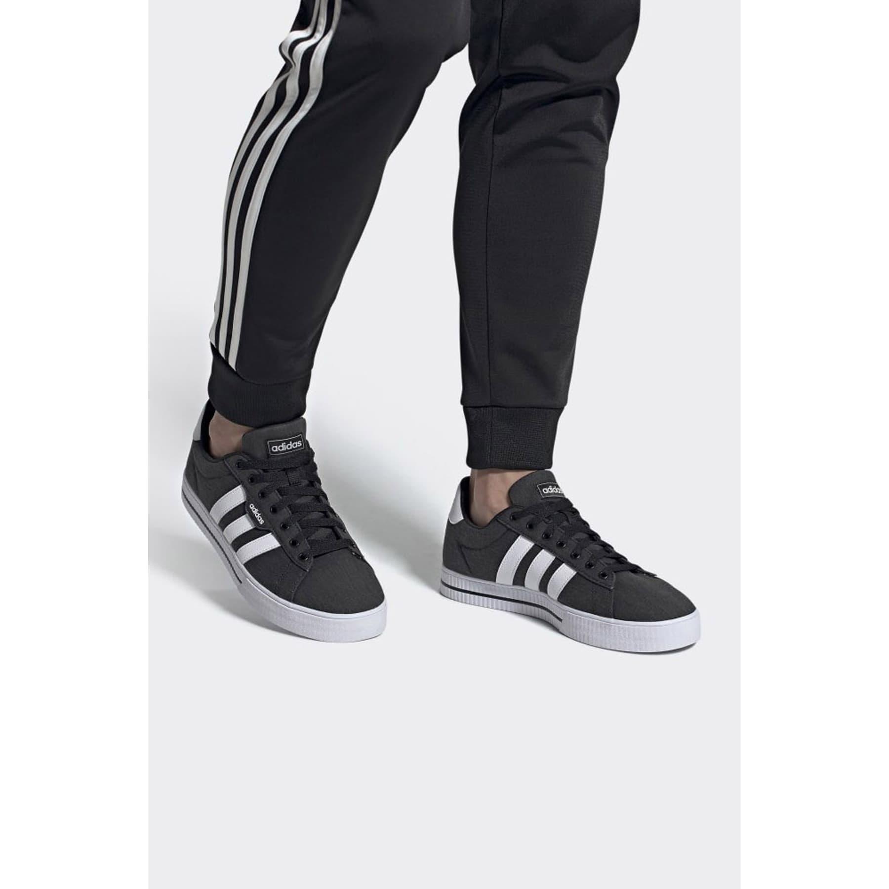 Daily 3.0 Erkek Siyah Spor Ayakkabı (FW7033)