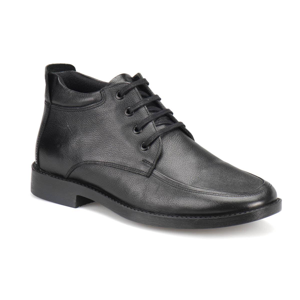 CourtJam Bounce Erkek Siyah Tenis Ayakkabısı (FX1493)