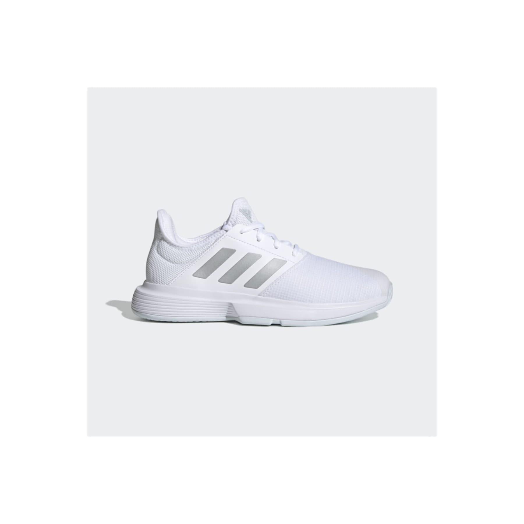 GameCourt Kadın Beyaz Tenis Ayakkabısı (FX1558)