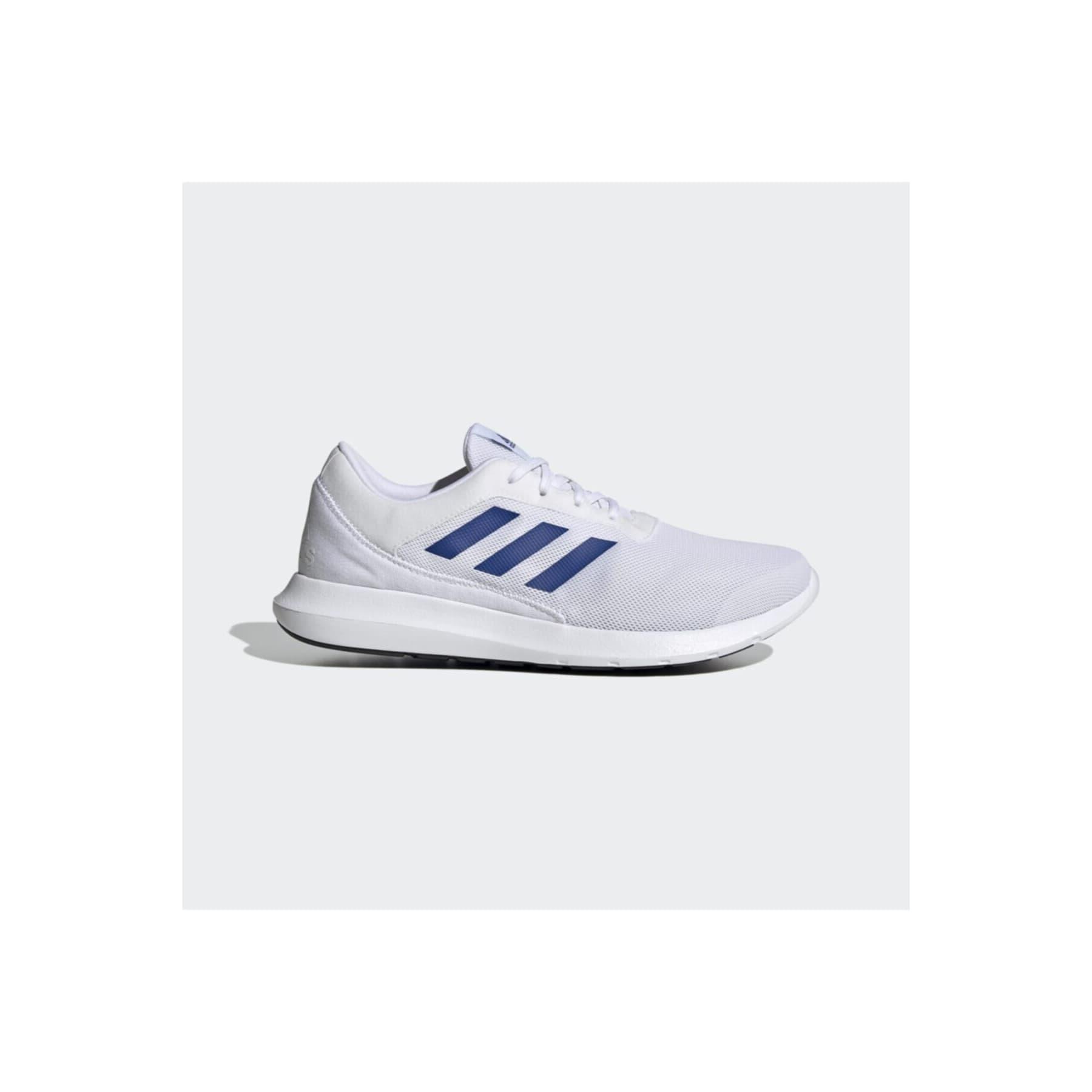 Coreracer Erkek Beyaz Koşu Ayakkabısı (FX3592)