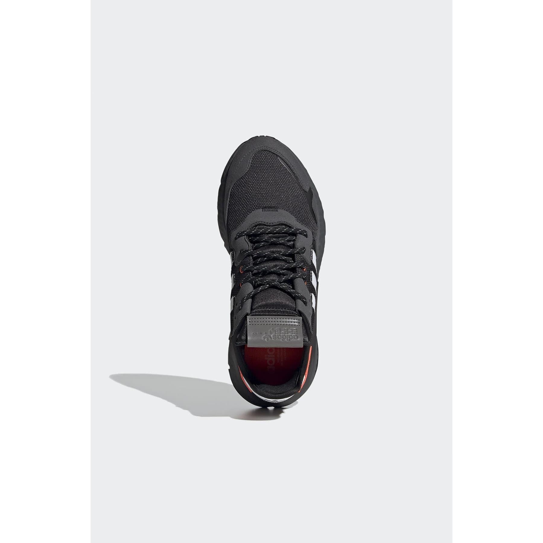 Nite Jogger Erkek Siyah Spor Ayakkabı (FX6834)