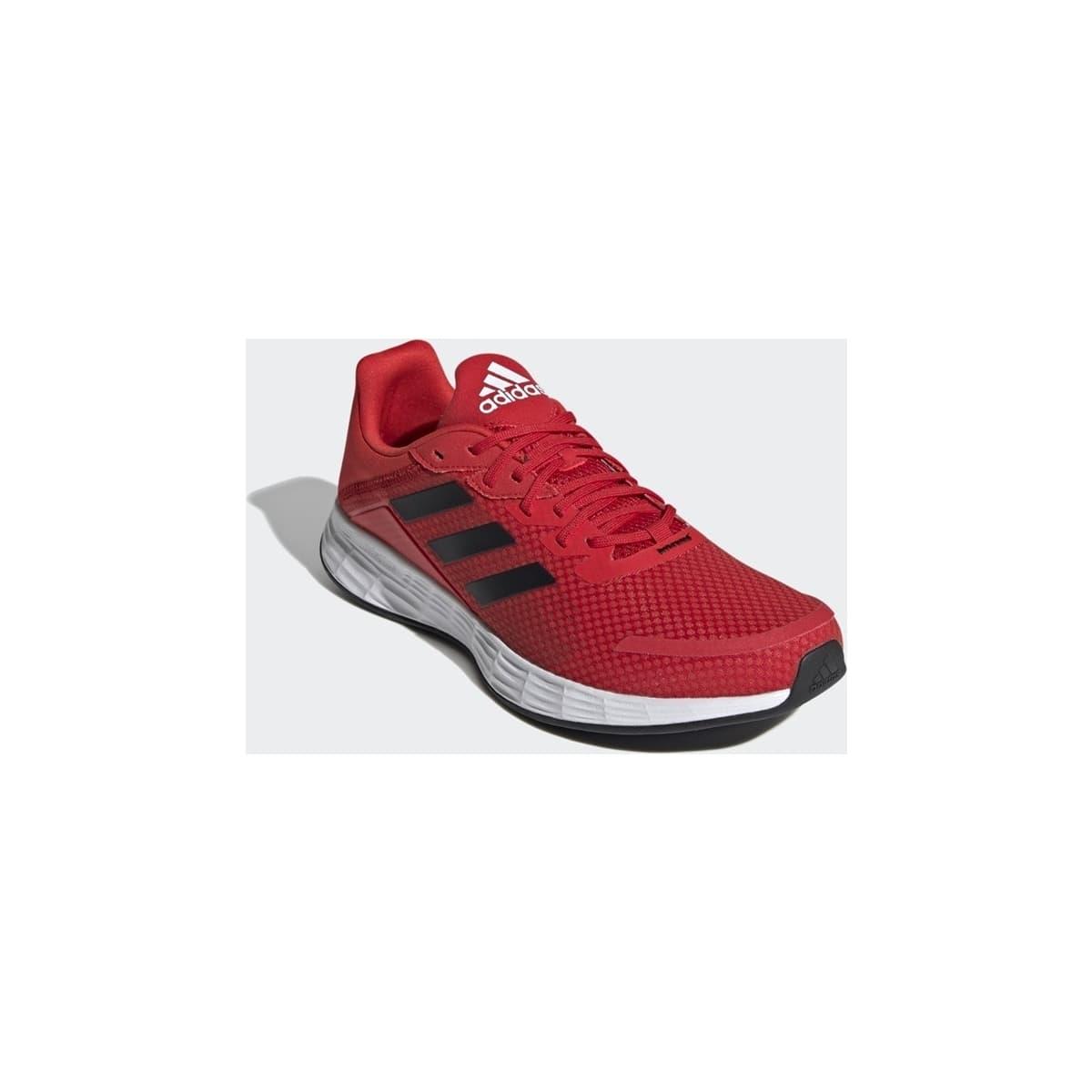 Duramo SL Erkek Kırmızı Koşu Ayakkabısı (FY6682)