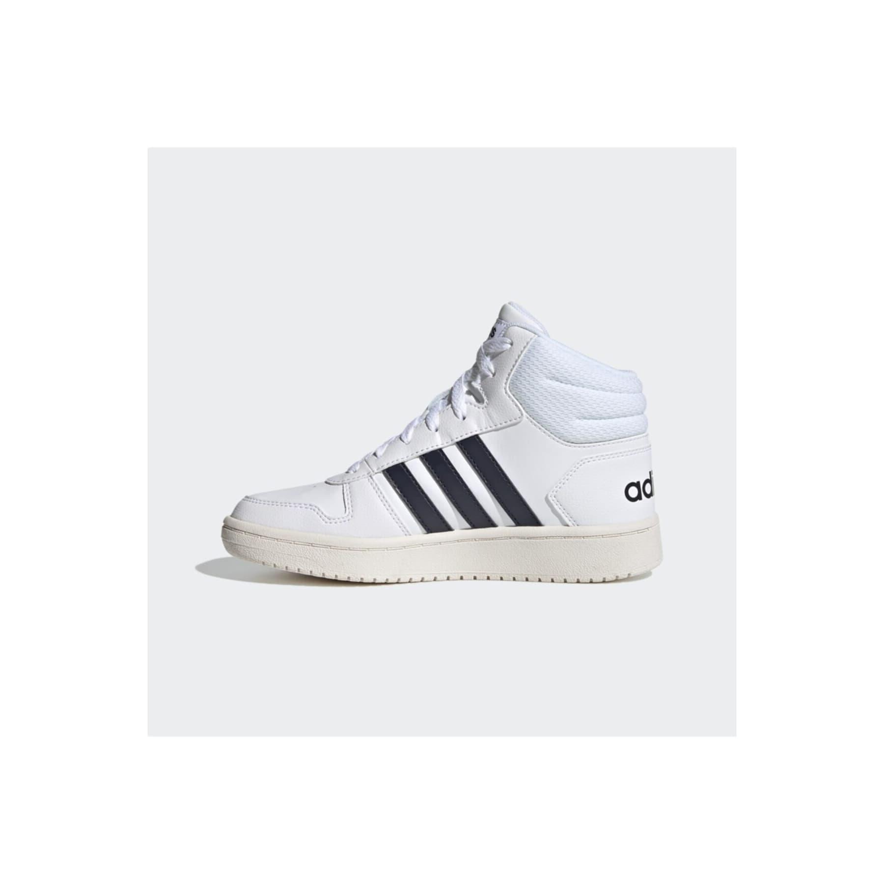 Hoops 2.0 Çocuk Beyaz Spor Ayakkabı (FY7700)