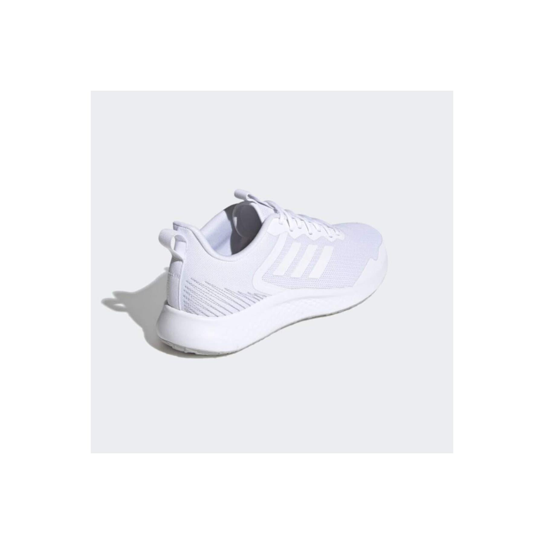Fluidstreet Erkek Beyaz Koşu Ayakkabısı (FY8452)