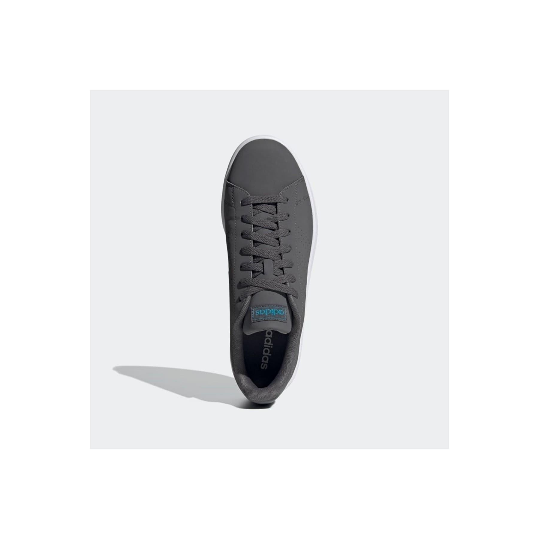 Advantage Base Erkek Gri Spor Ayakkabı (GP0172)