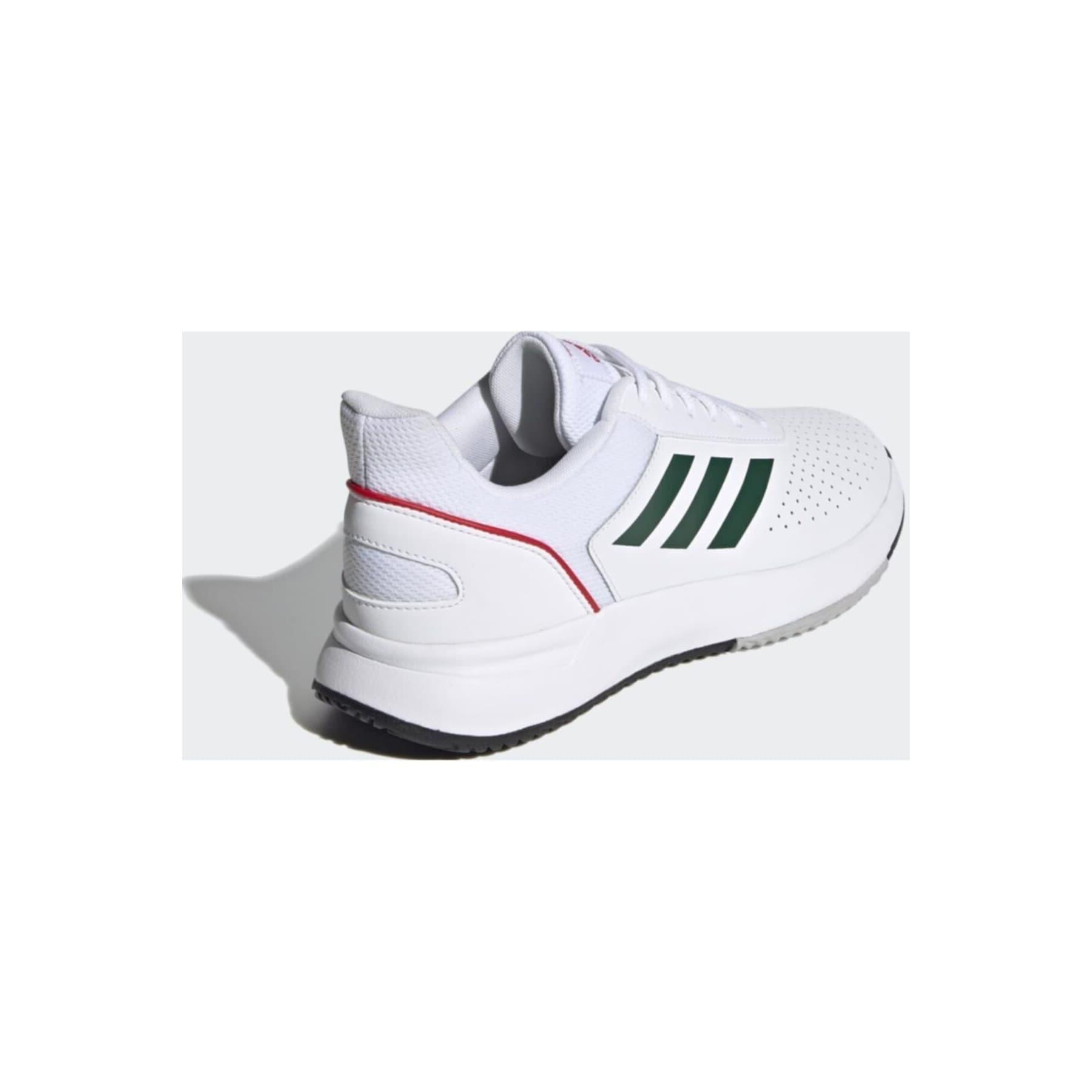 Courtsmash Erkek Beyaz Tenis Ayakkabısı (FY8651)
