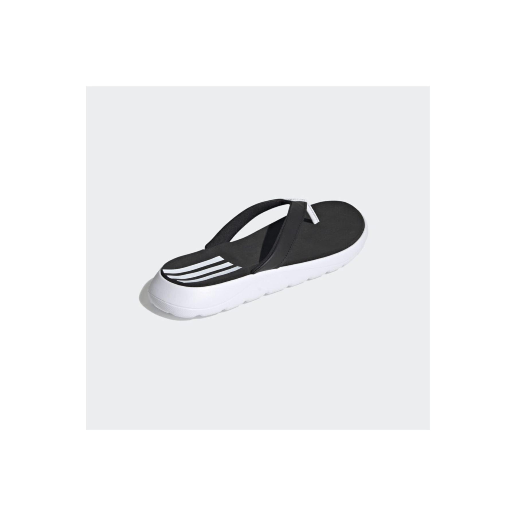 Comfort Parmak Arası Kadın Beyaz Terlik (FY8656)
