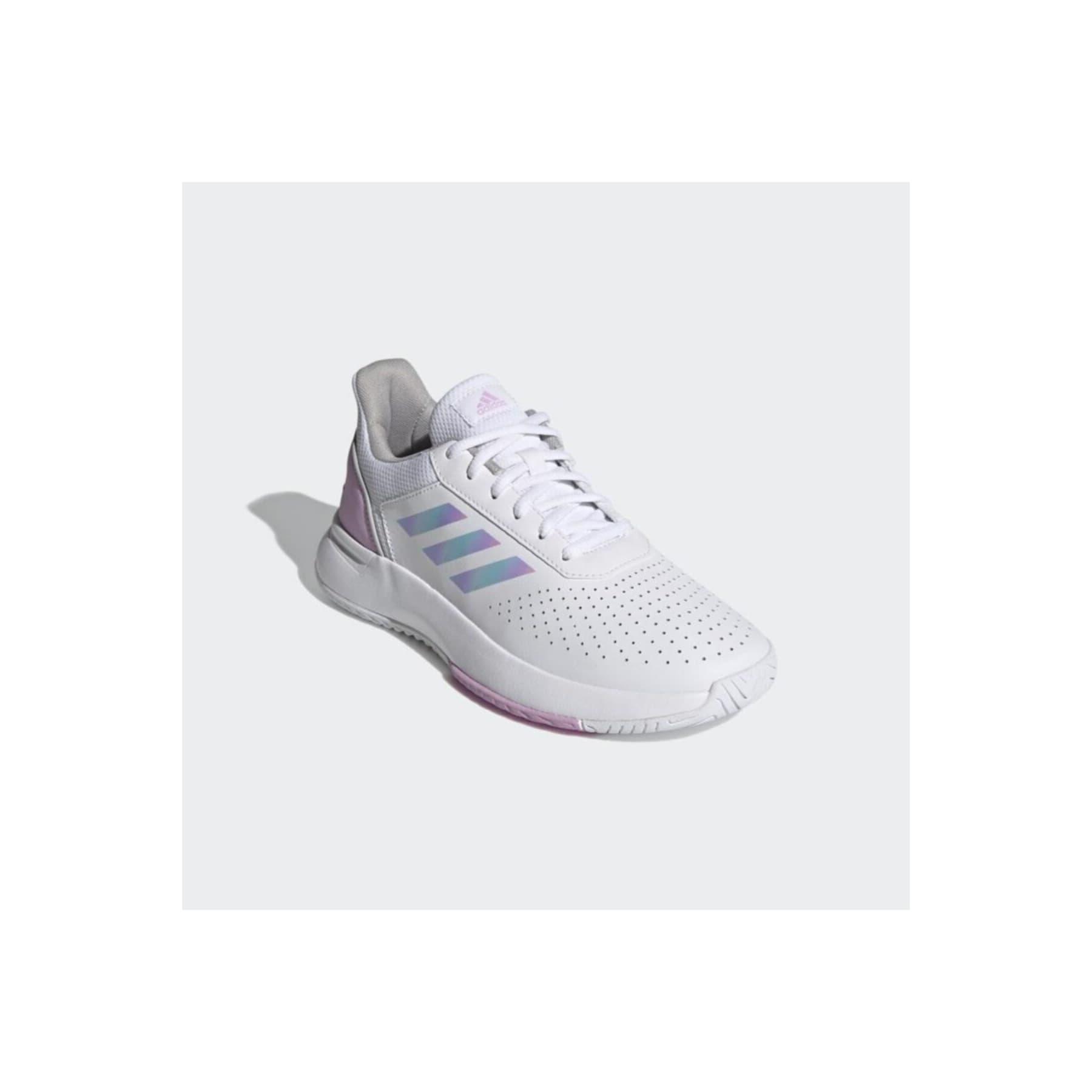 Courtsmash Kadın Beyaz Tenis Ayakkabısı (FY8732)