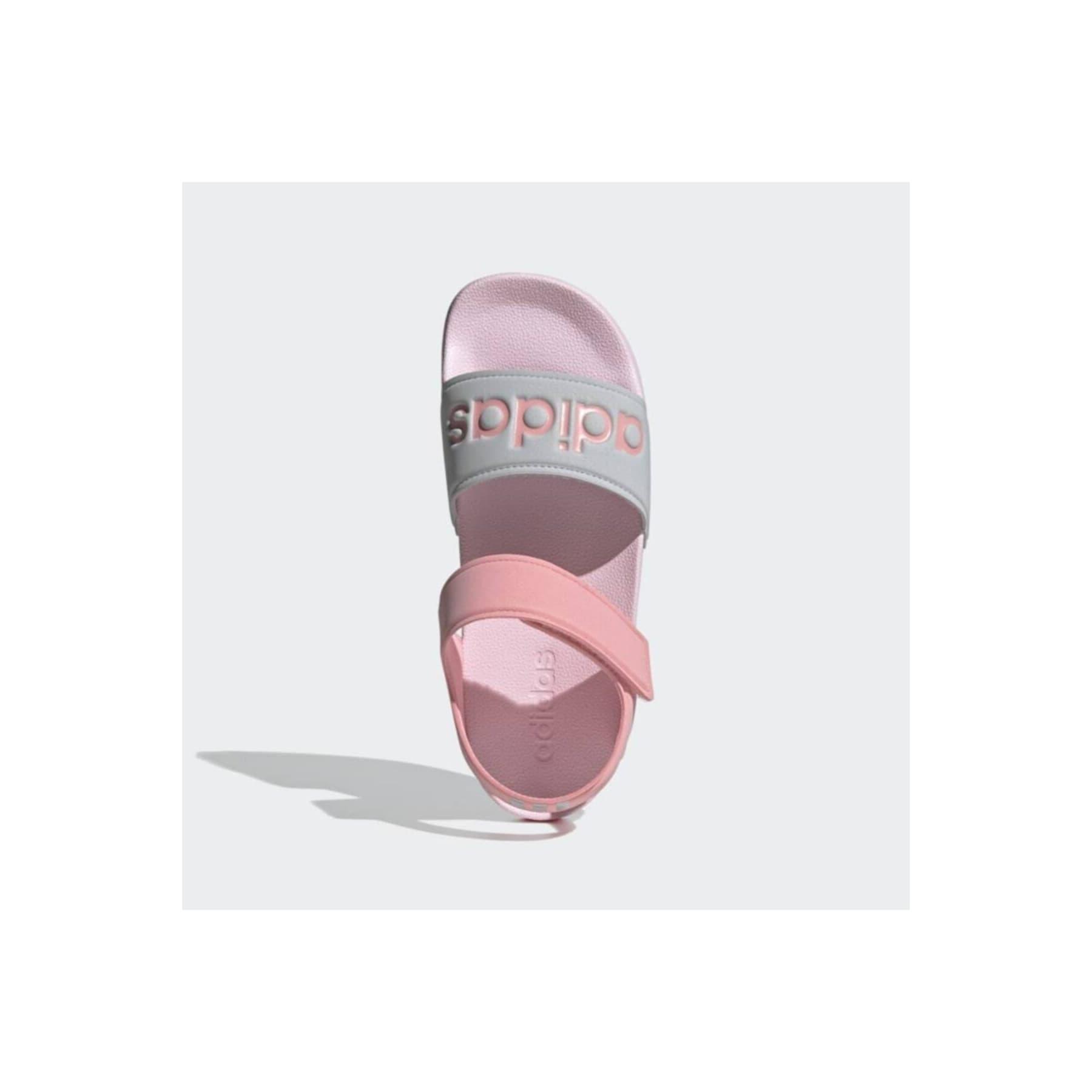 Adilette Çocuk Pembe Sandalet (FY8849)