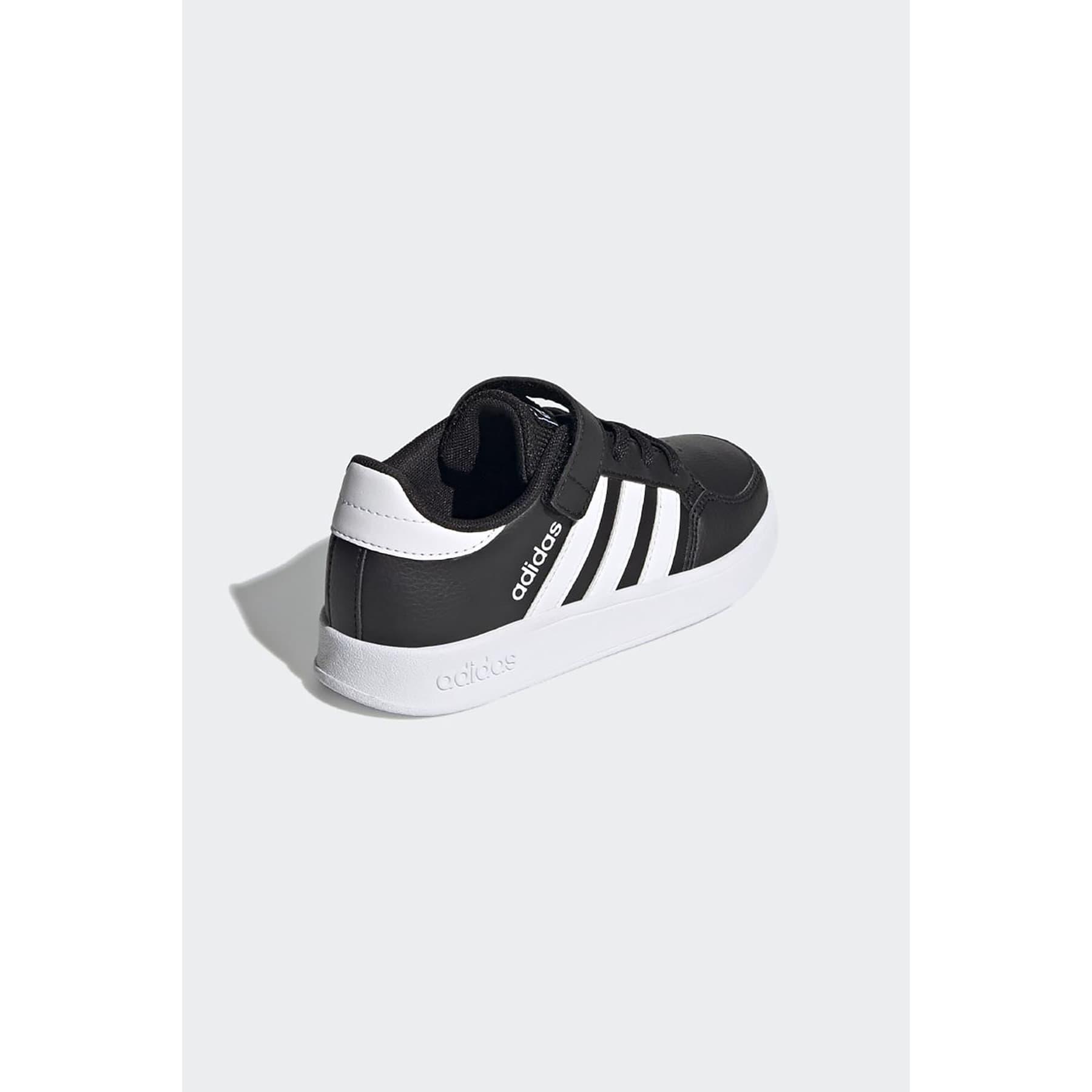 Breaknet Çocuk Siyah Spor Ayakkabı (FZ0105)