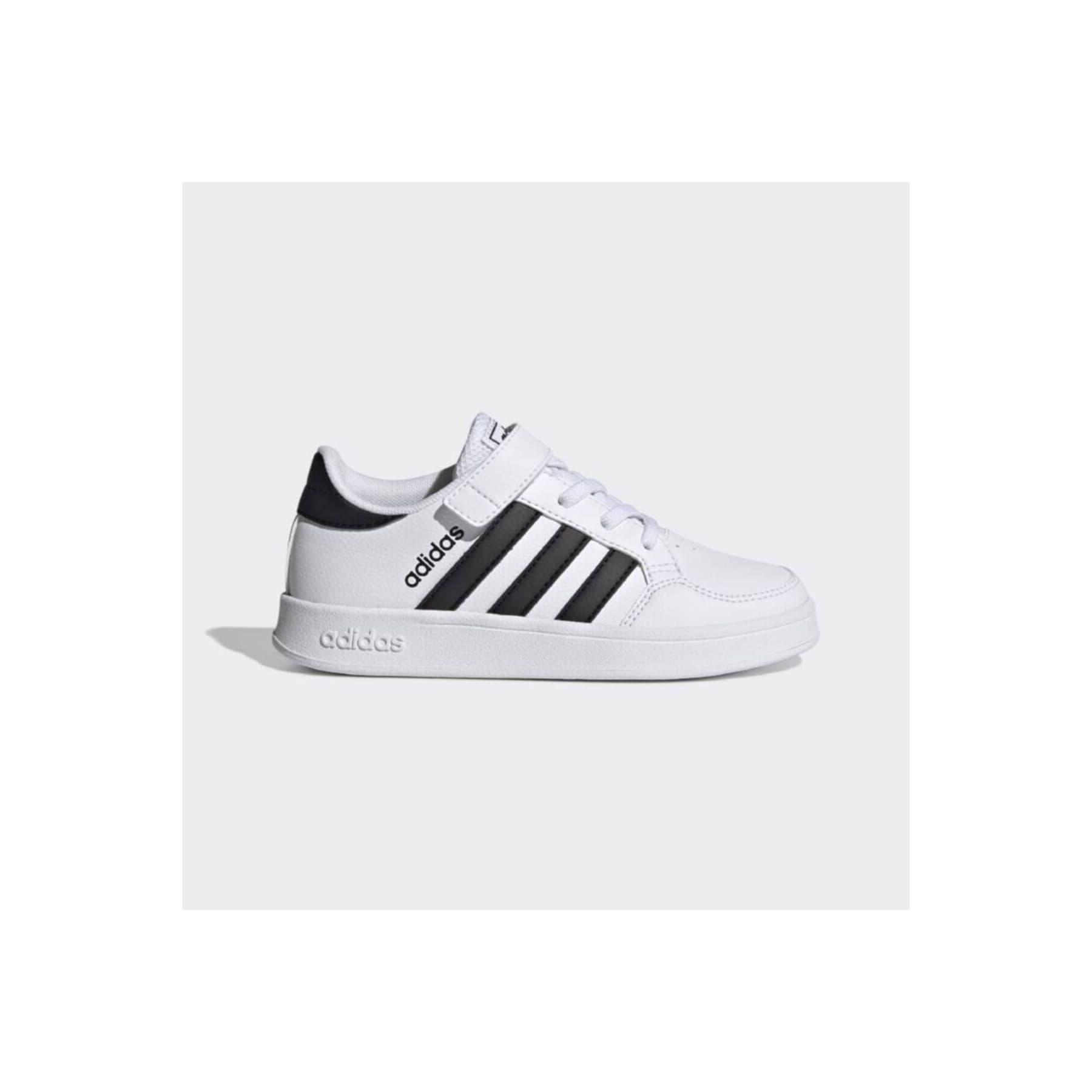 Breaknet Çocuk Beyaz Spor Ayakkabı (FZ0106)